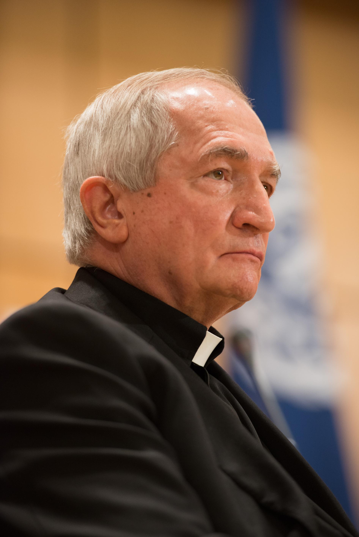 Mons. Silvano Maria Tomasi
