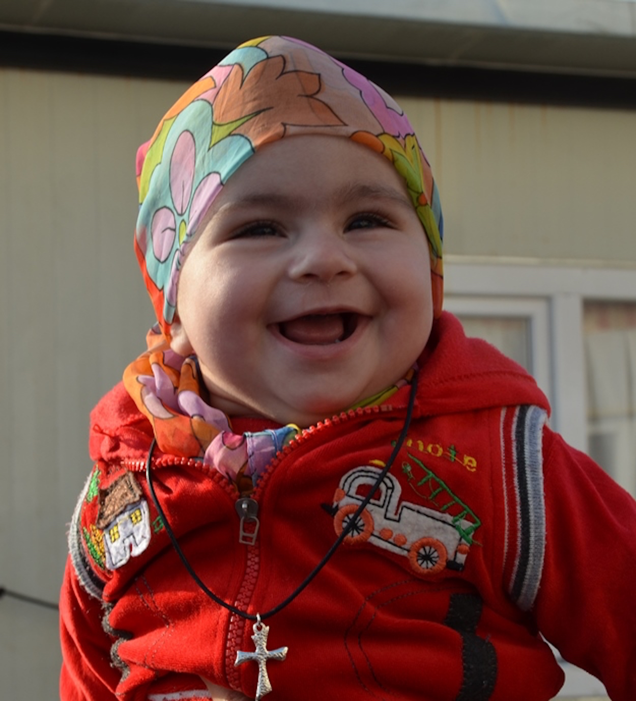 One of the youngest Christians in Kurdistan