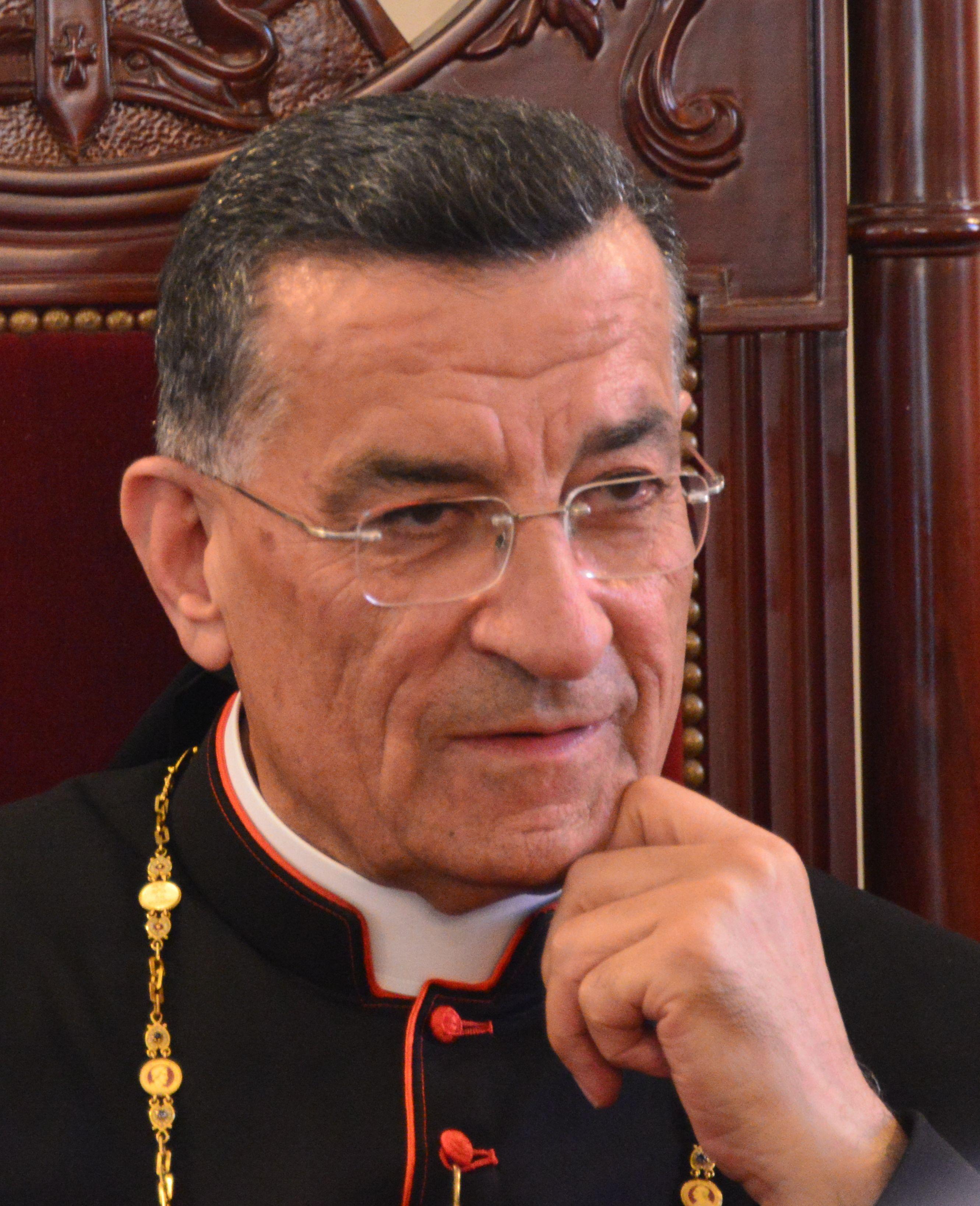 Cardinal Béchara Boutros Raï