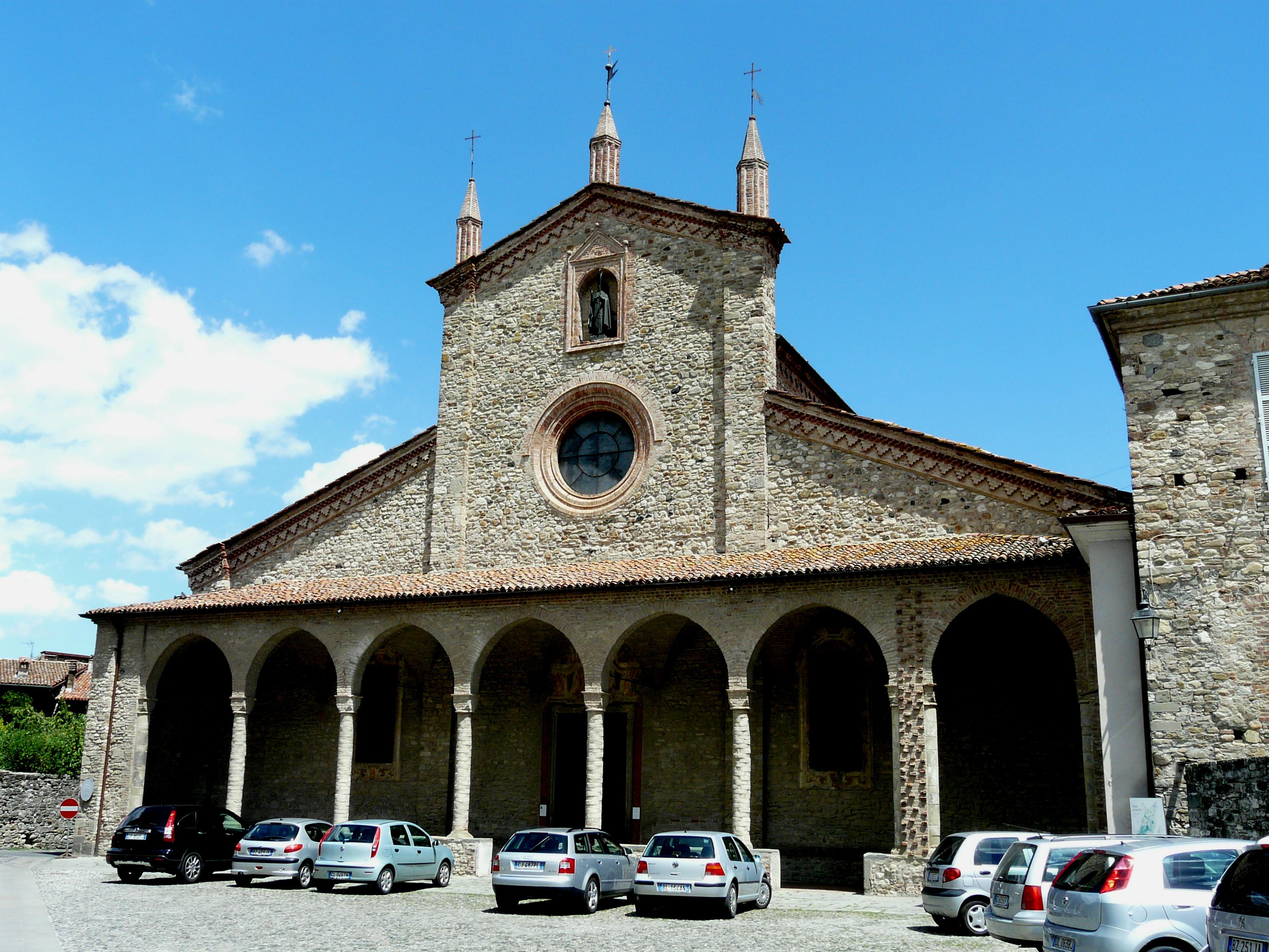 Bobbio Abbey
