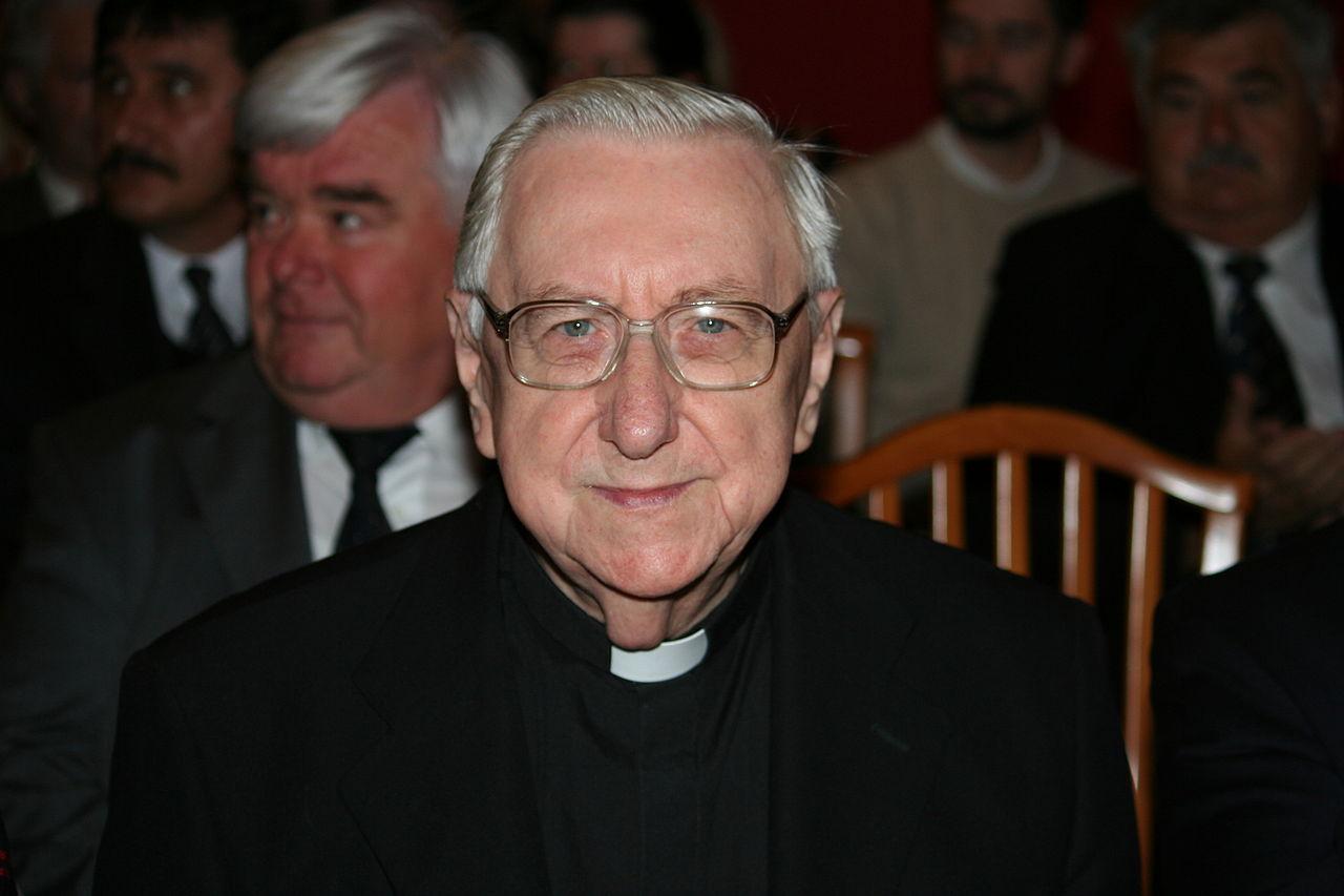 Cardinal László Paskai