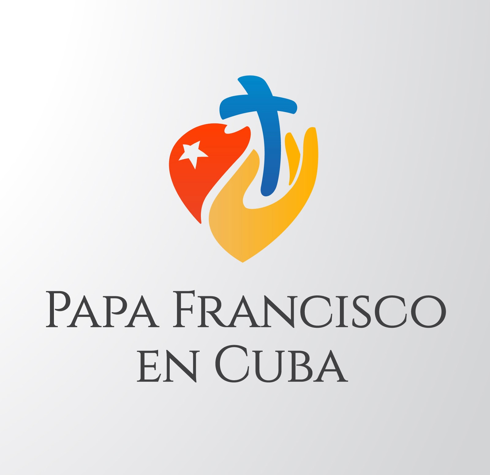 Official Logo for Papal Visit to Cuba
