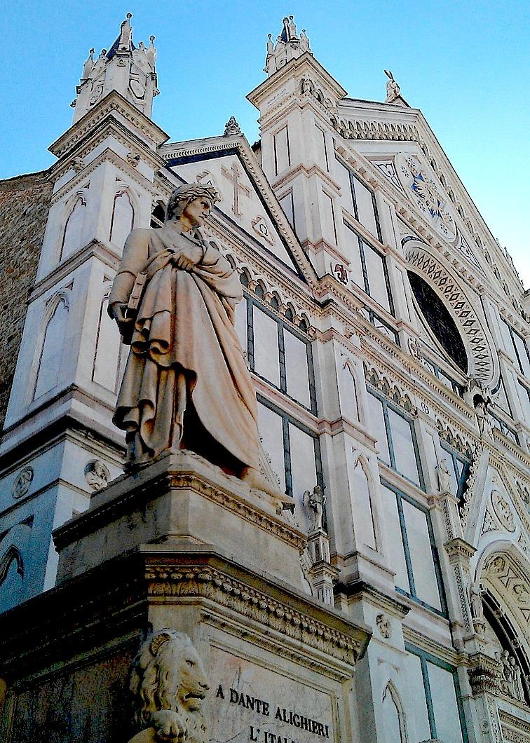 Dante Alighieri in Florence