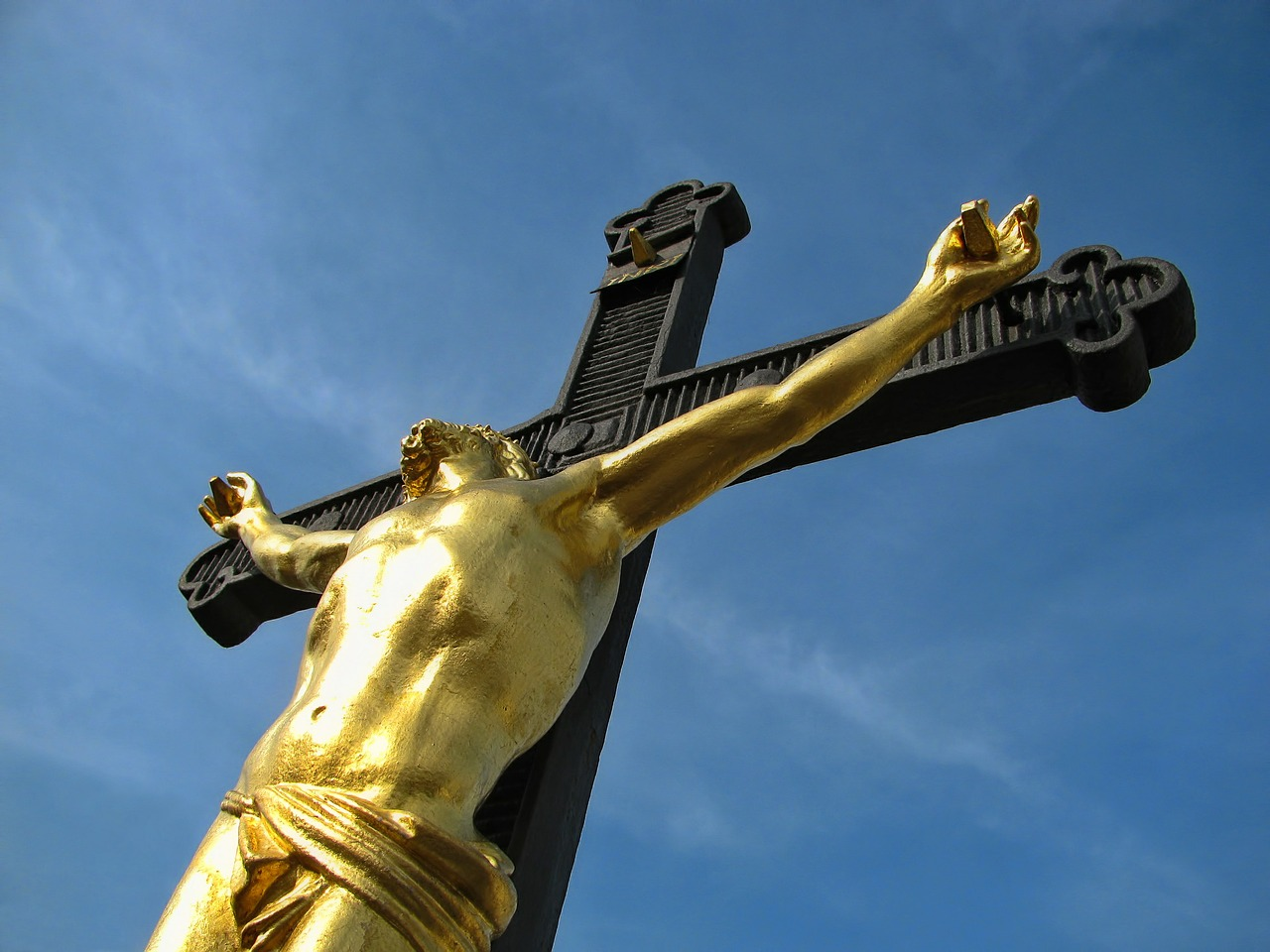 Jesus on the Cross