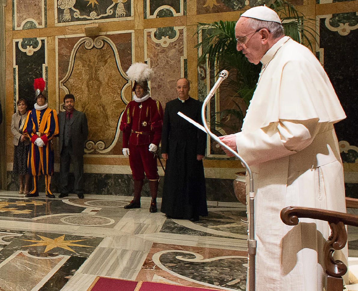 Pope Francis (archive)