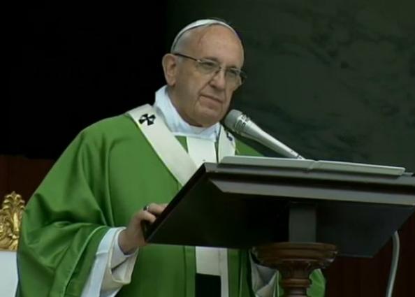 Papa Giubileo malati