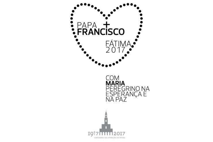Logo visita Papa a Fatima, 2017