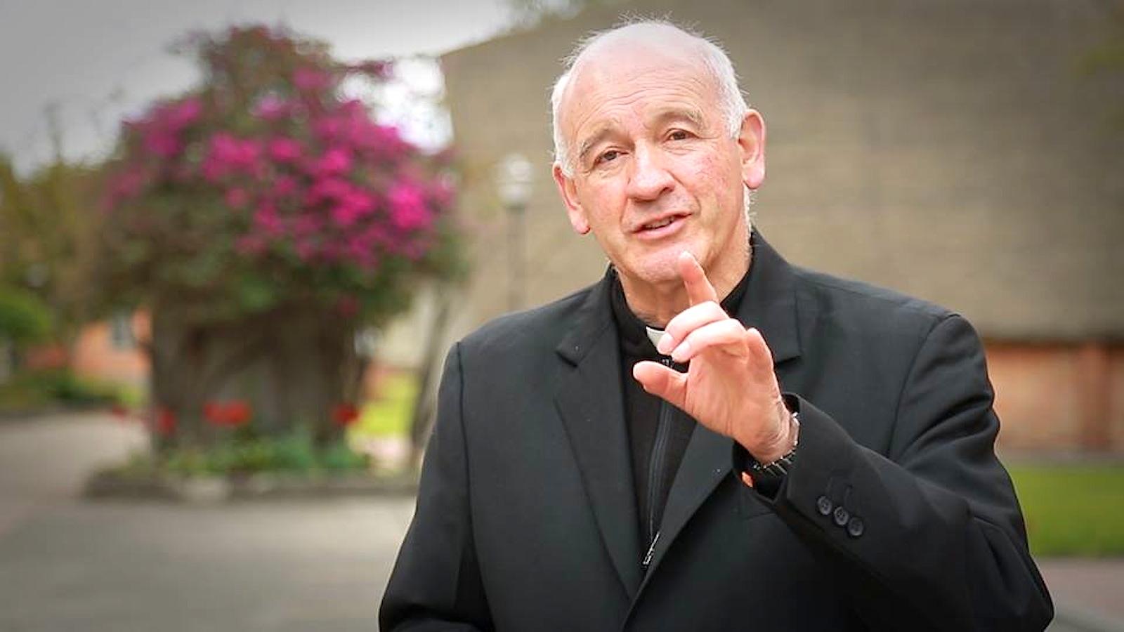 Monsignor Luis Augusto Castro Quiroga