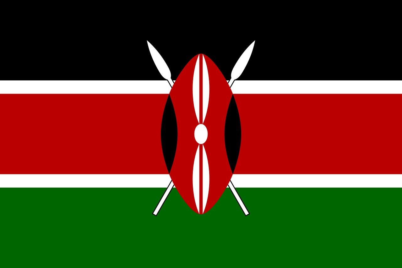 National Flag of Kenya