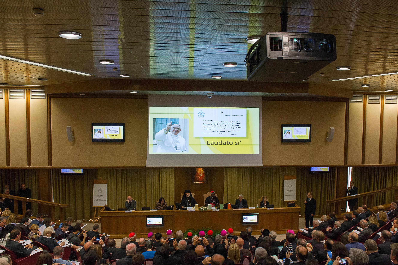 """Press conference """"Laudato si'"""""""