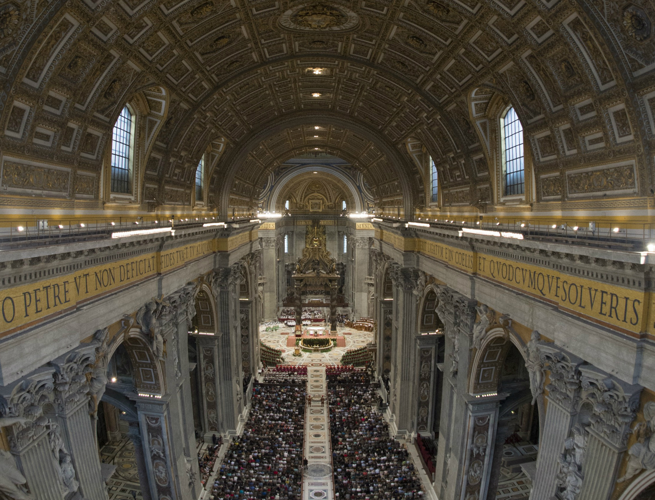 Opening Mass of the XVI Ordinary Meeting of the Synod of Bishops