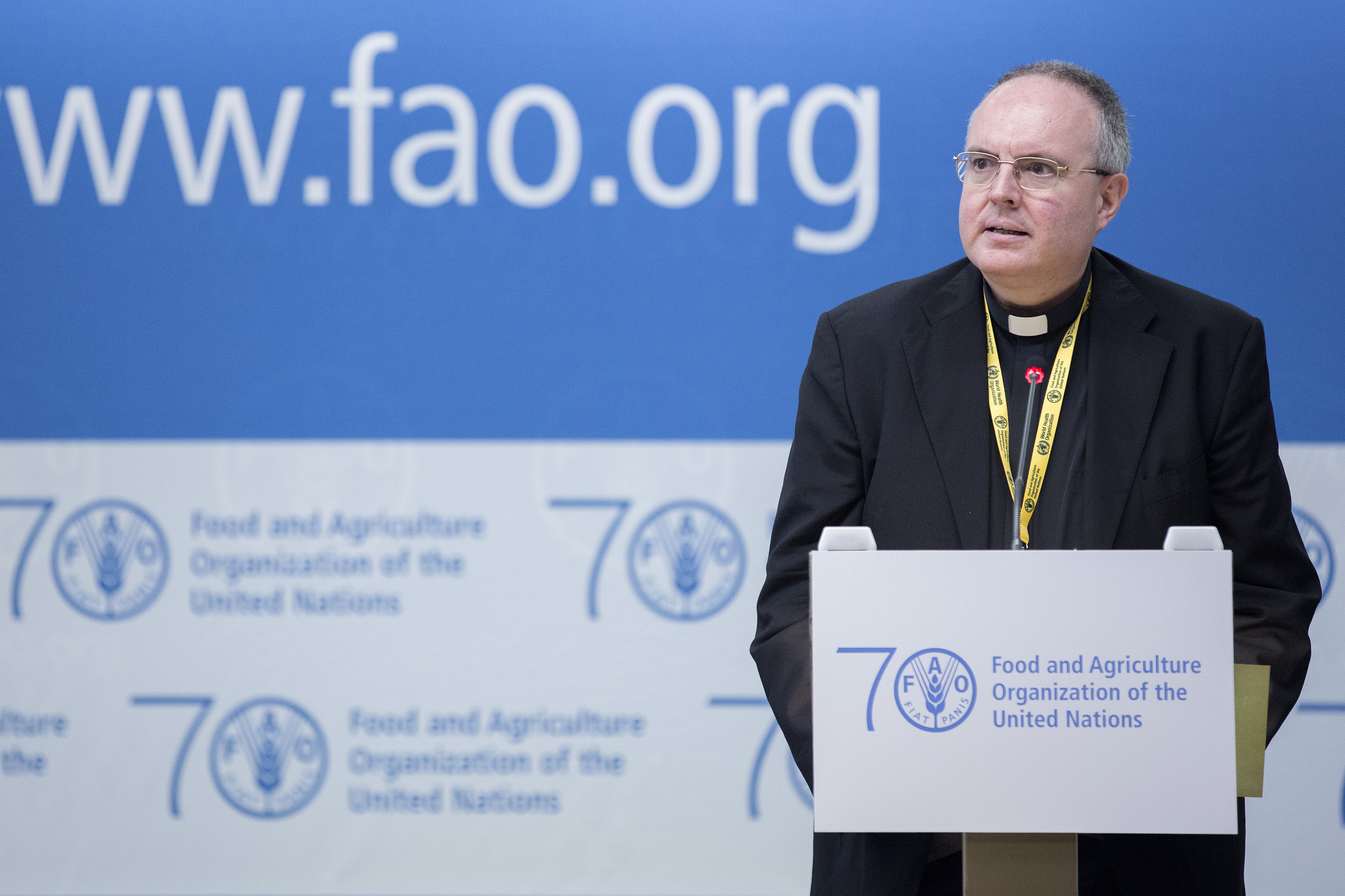 Statement by head of delegation of the Holy See