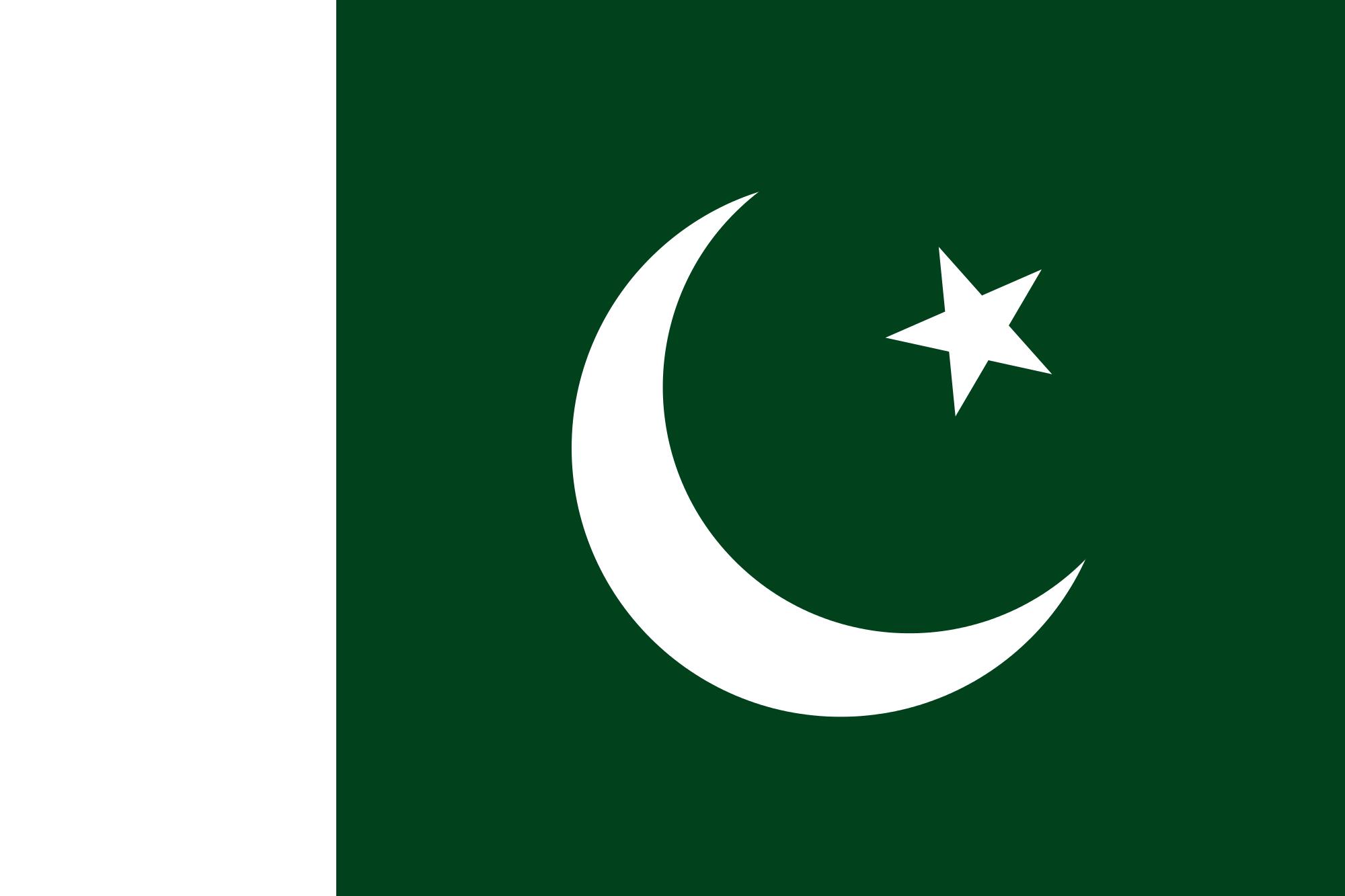 National Flag of Pakistan
