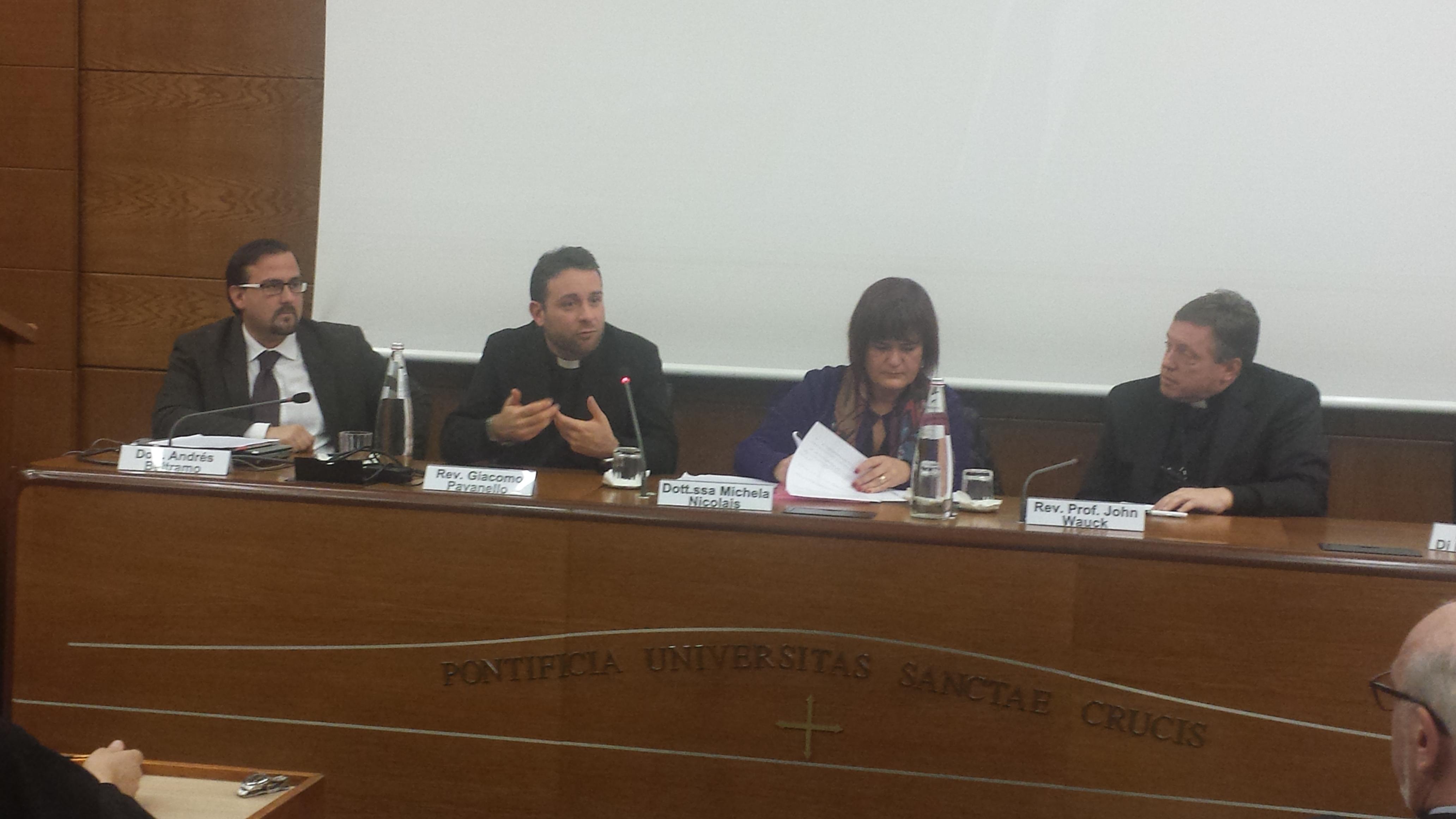 Roundtable at Premio Giuseppe De Carli