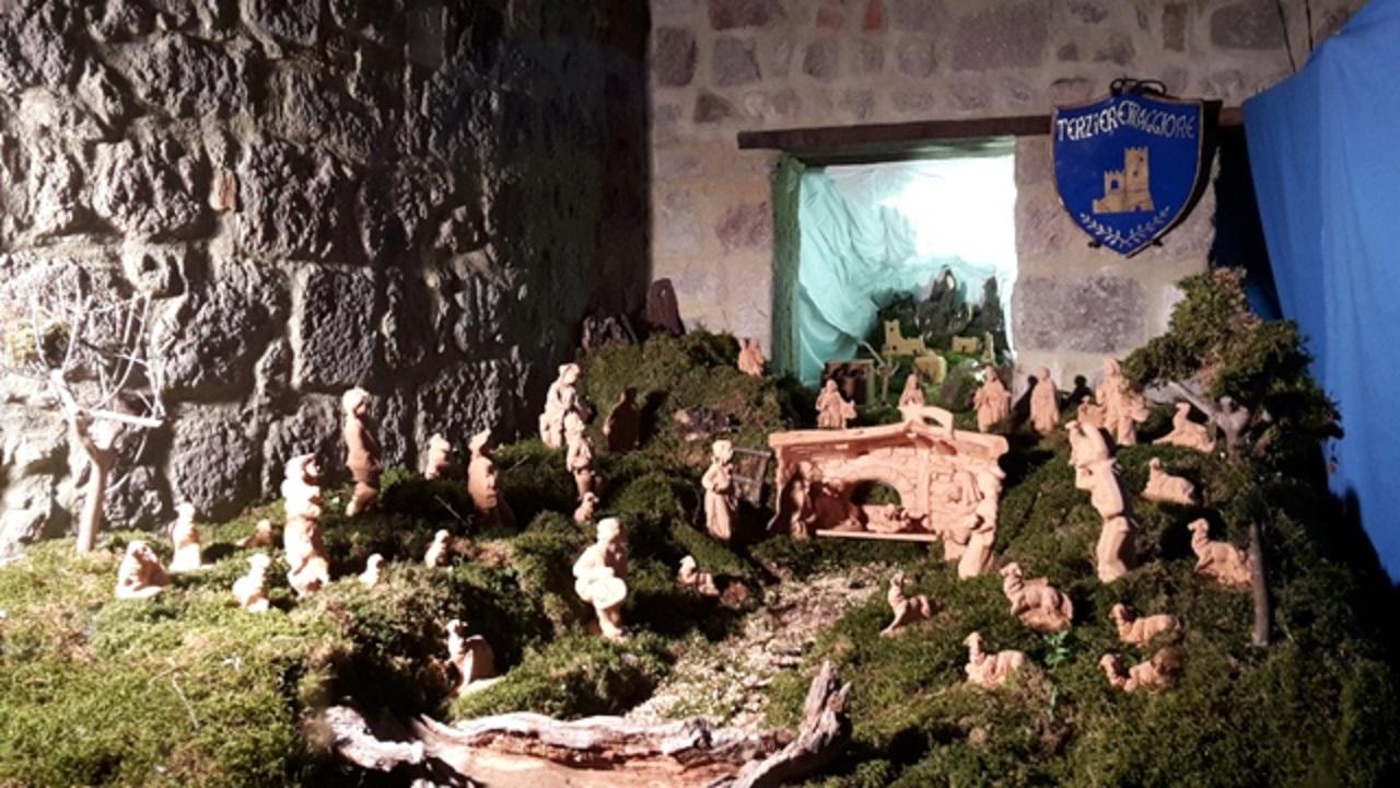 Crib in Abbadia San Salvatore