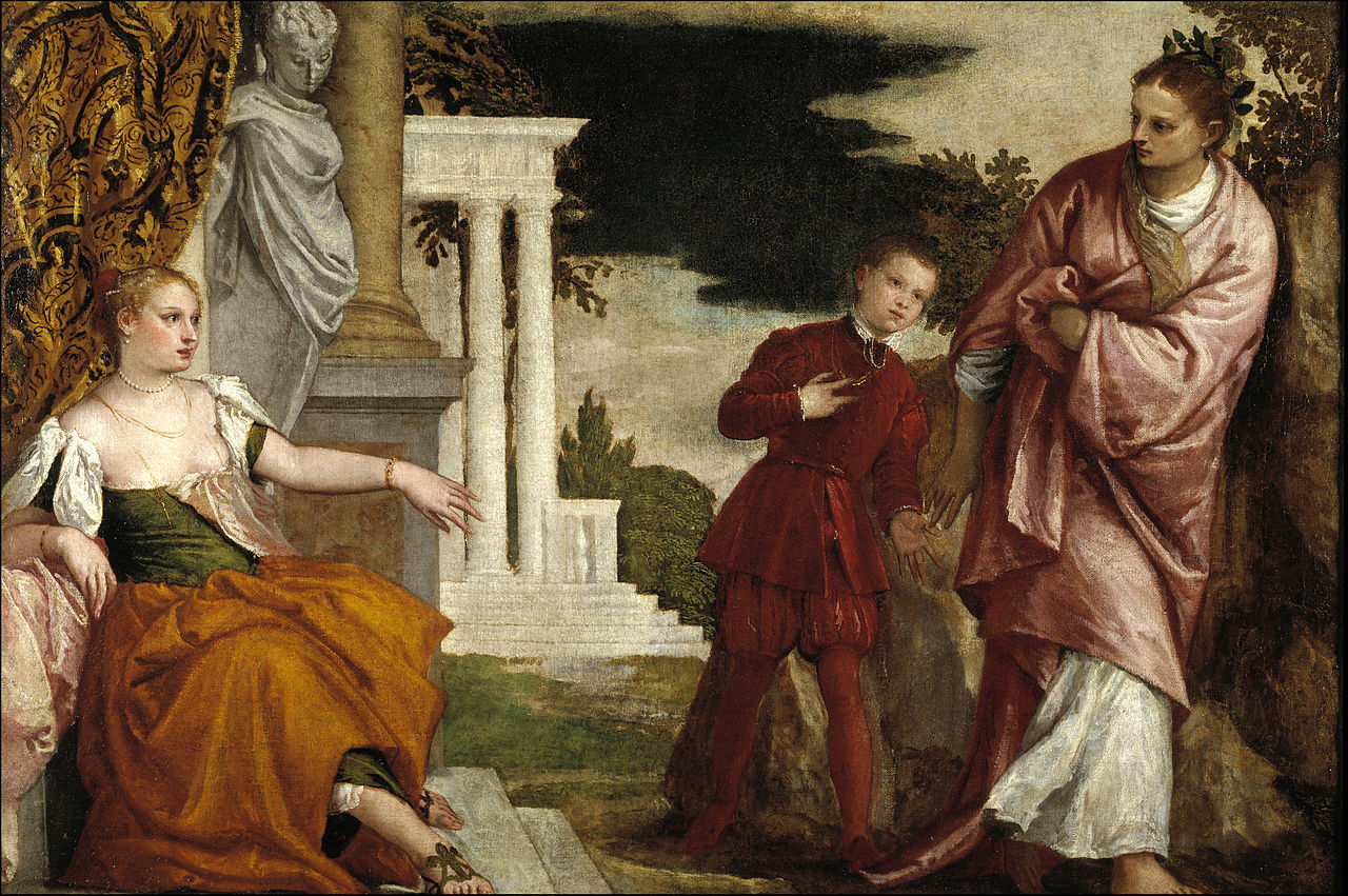 Allegory of Virtue and Vice (Veronese)