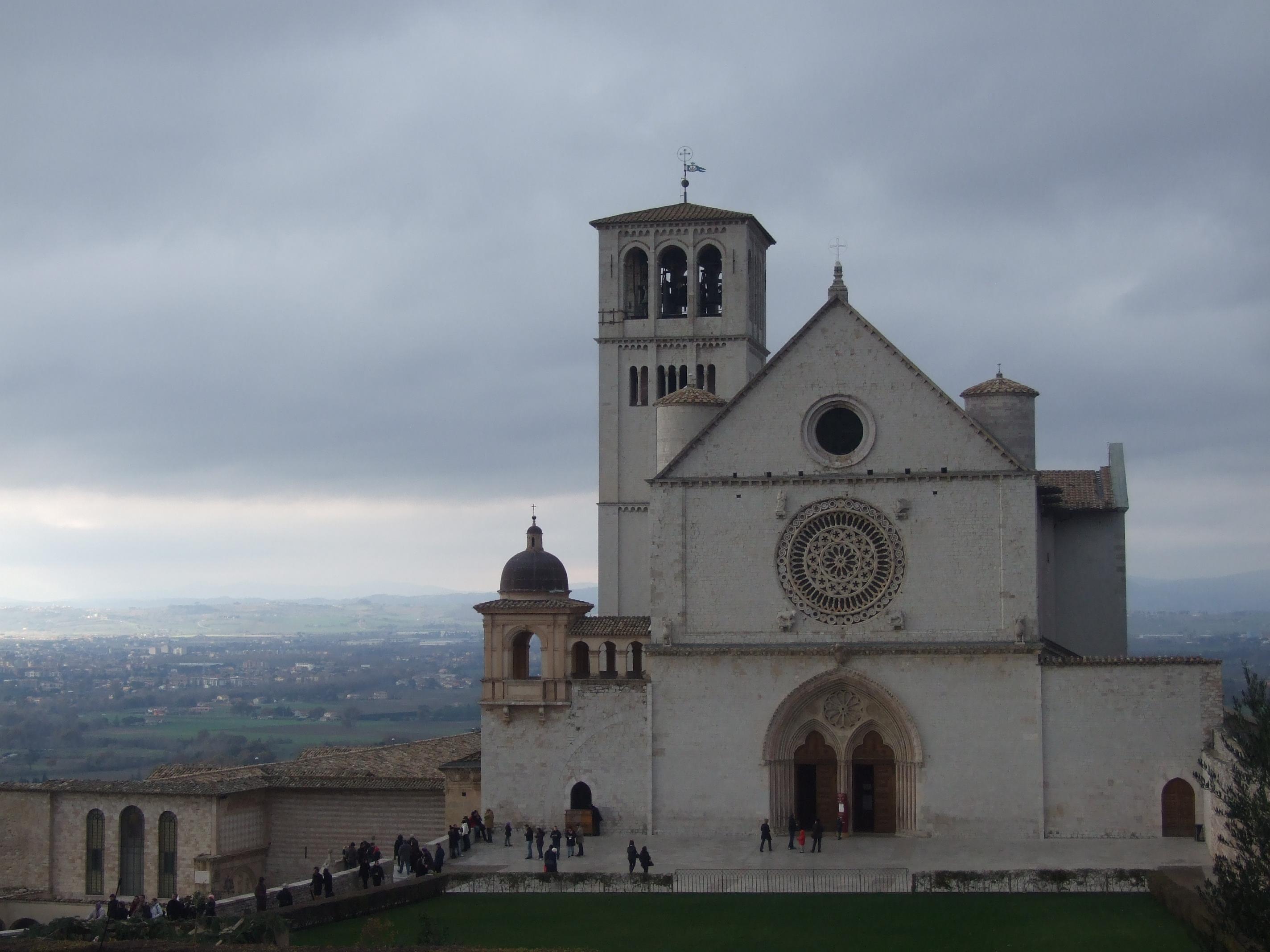 Basilica of Saint Francis of Assis
