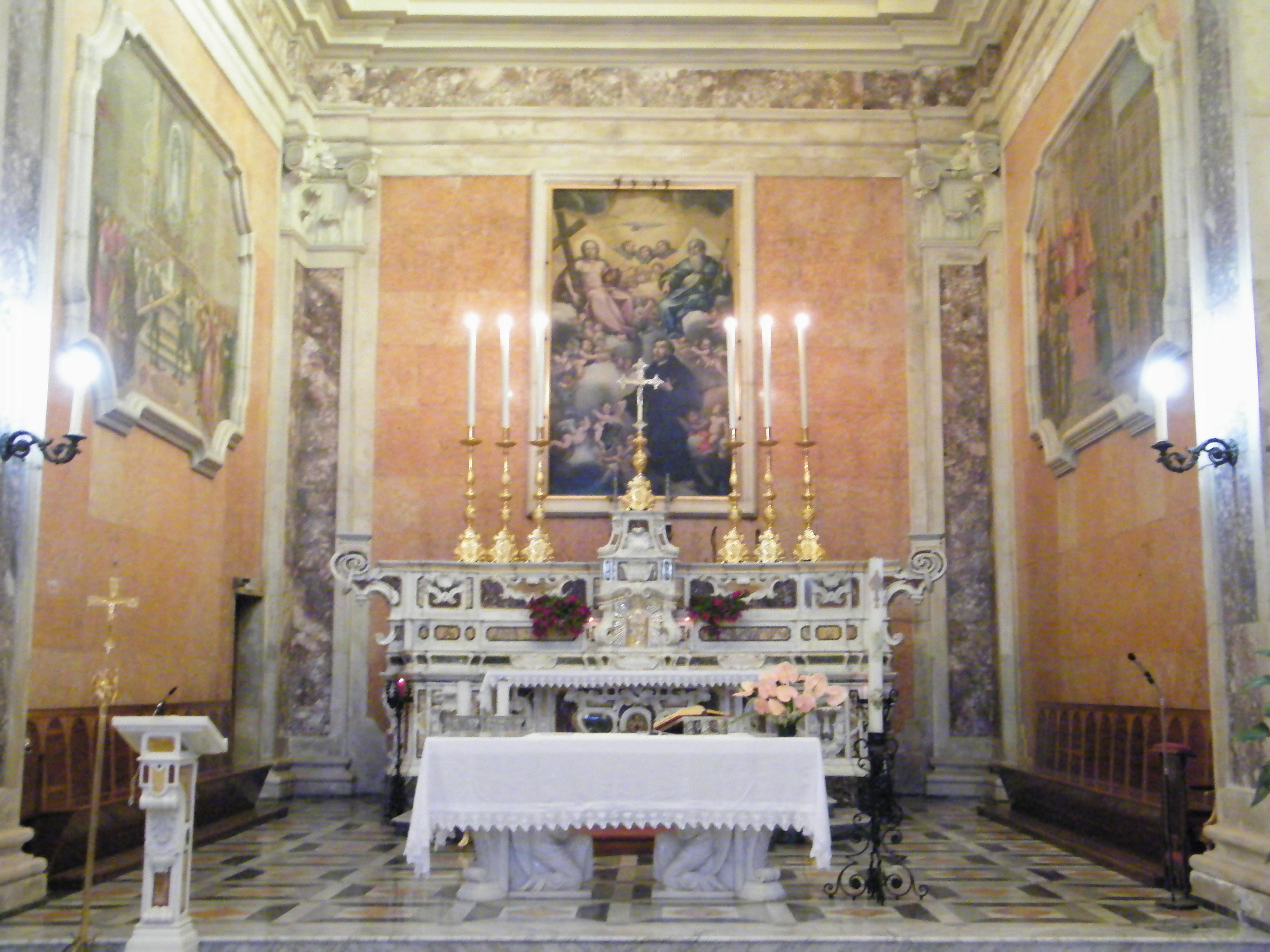Chapel of Immaculate Basilic