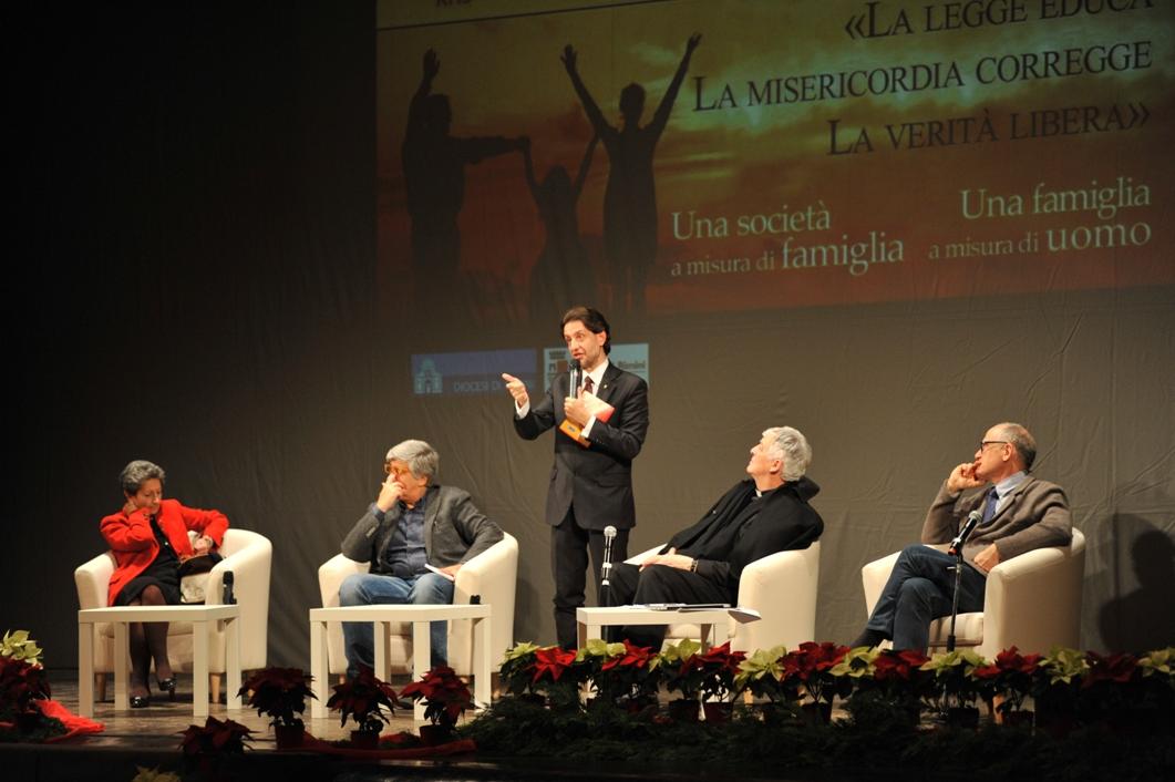 Conference about family by Rinnovamento nello Spirito Santo in Rimini