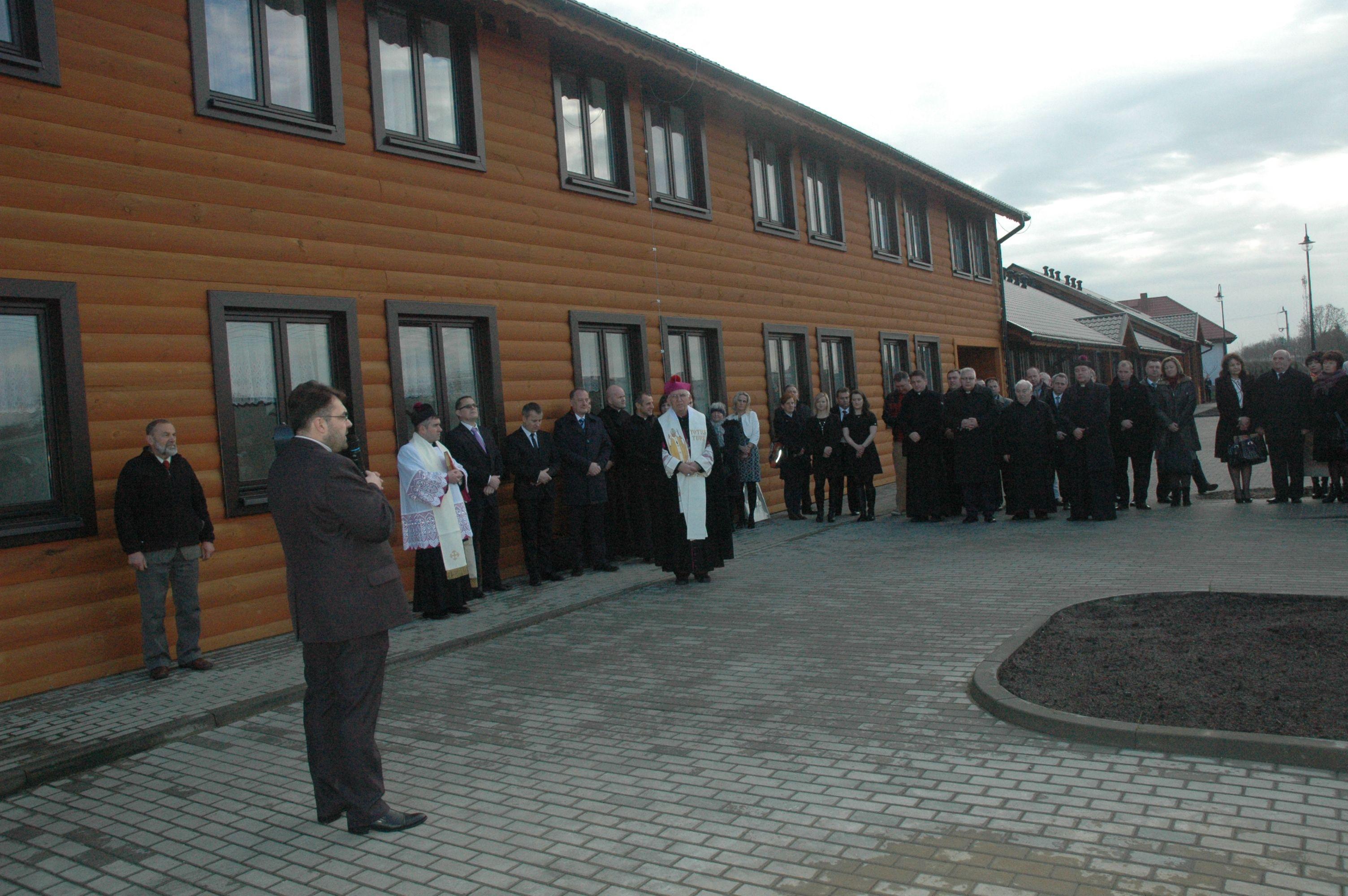 "House of Social Assistance ""Saint Barbara"" - Kleszczów"
