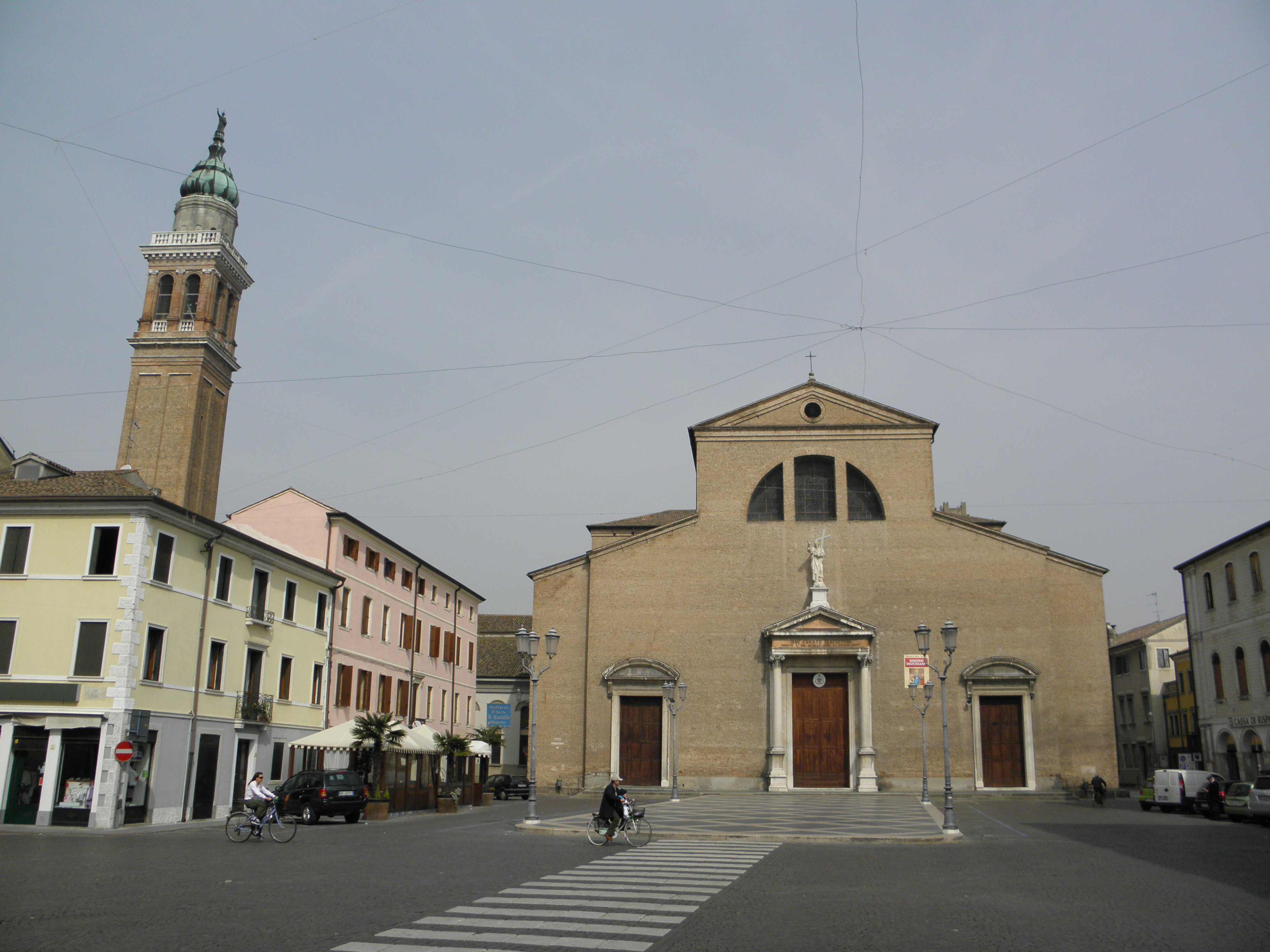 Cathedral of Adria (Italy)