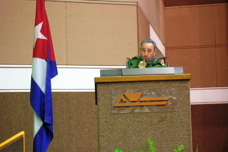 Fidel Castro (Photo 2005)