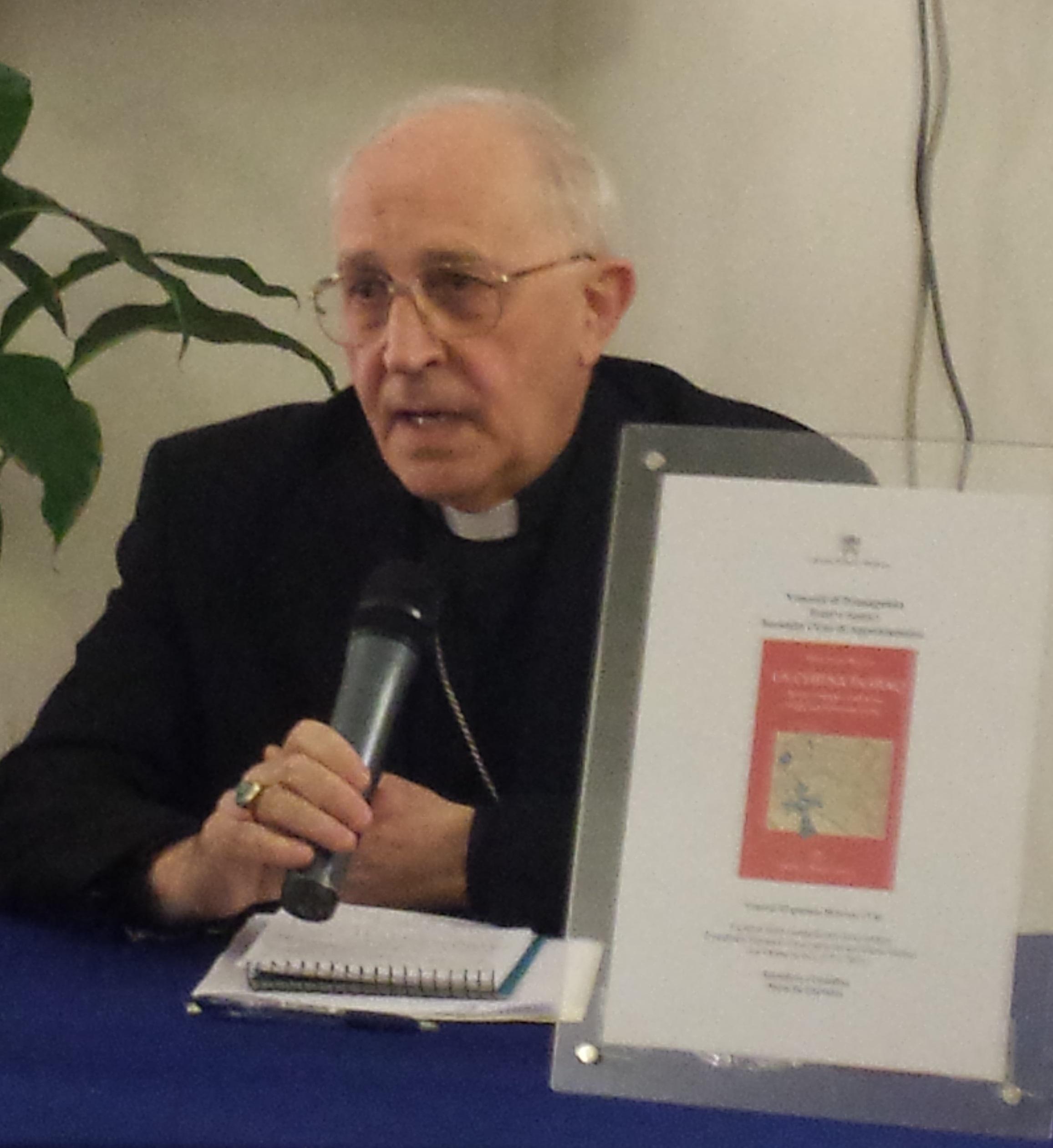 Cardinale Fernando Filoni