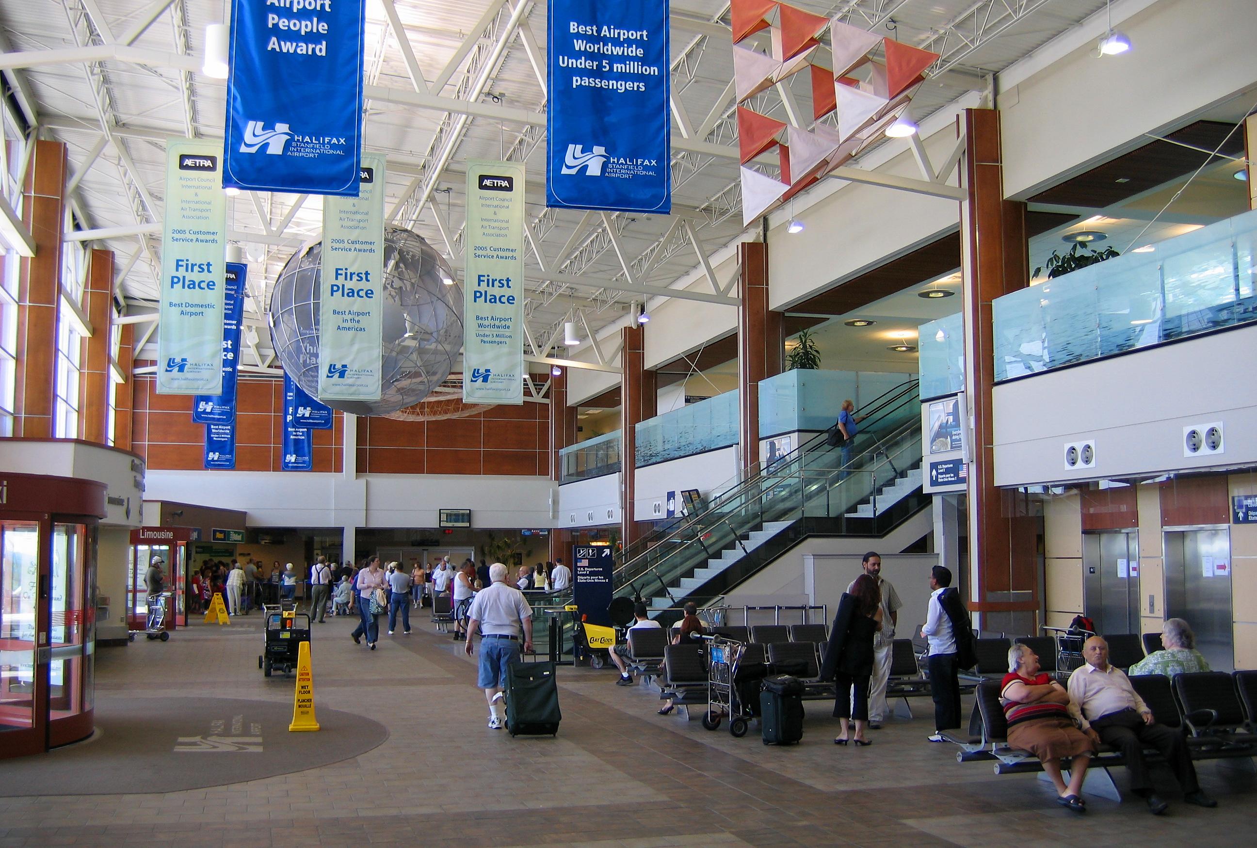 Airport of Halifax