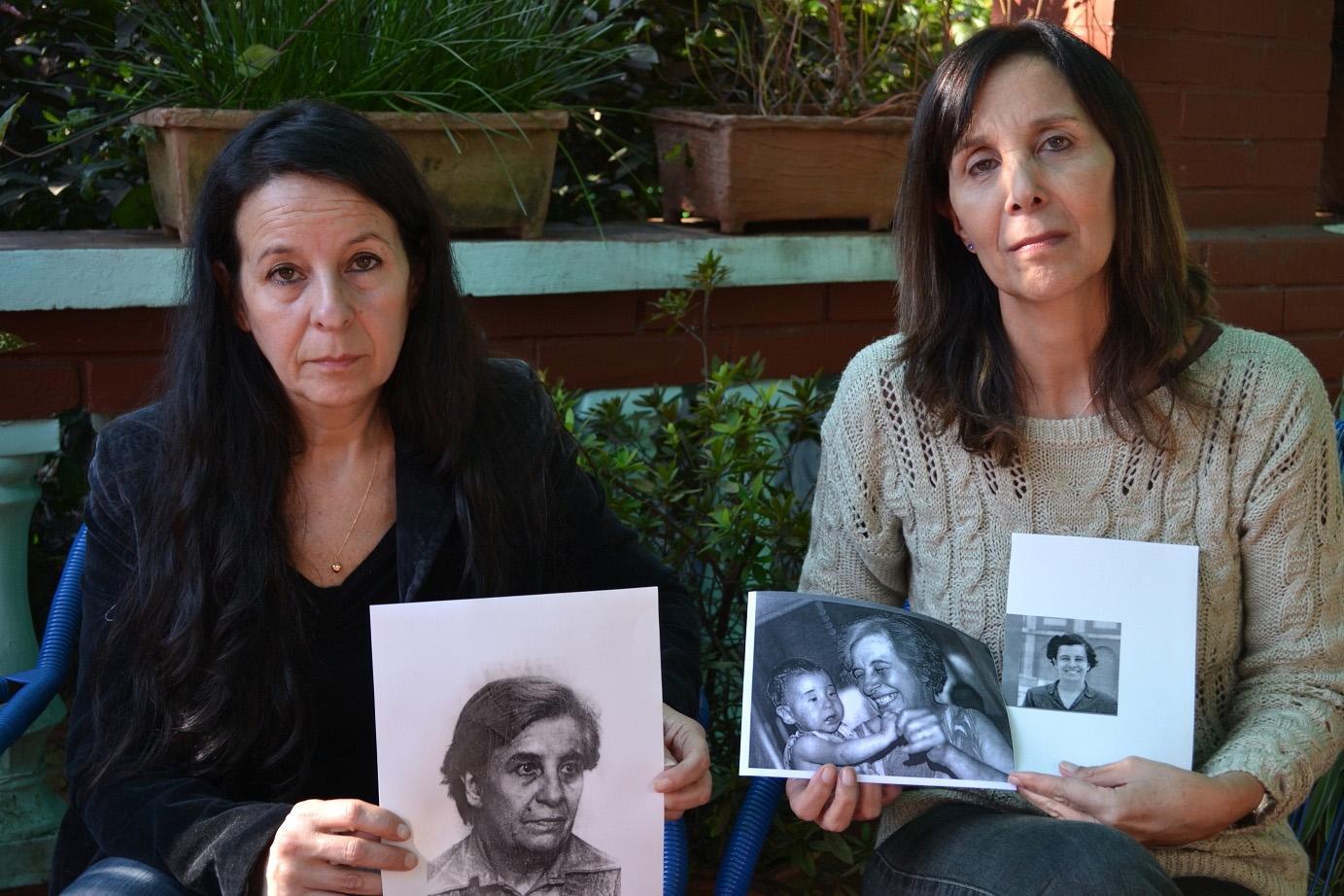Daughters of Esther Ballestrino de Careaga