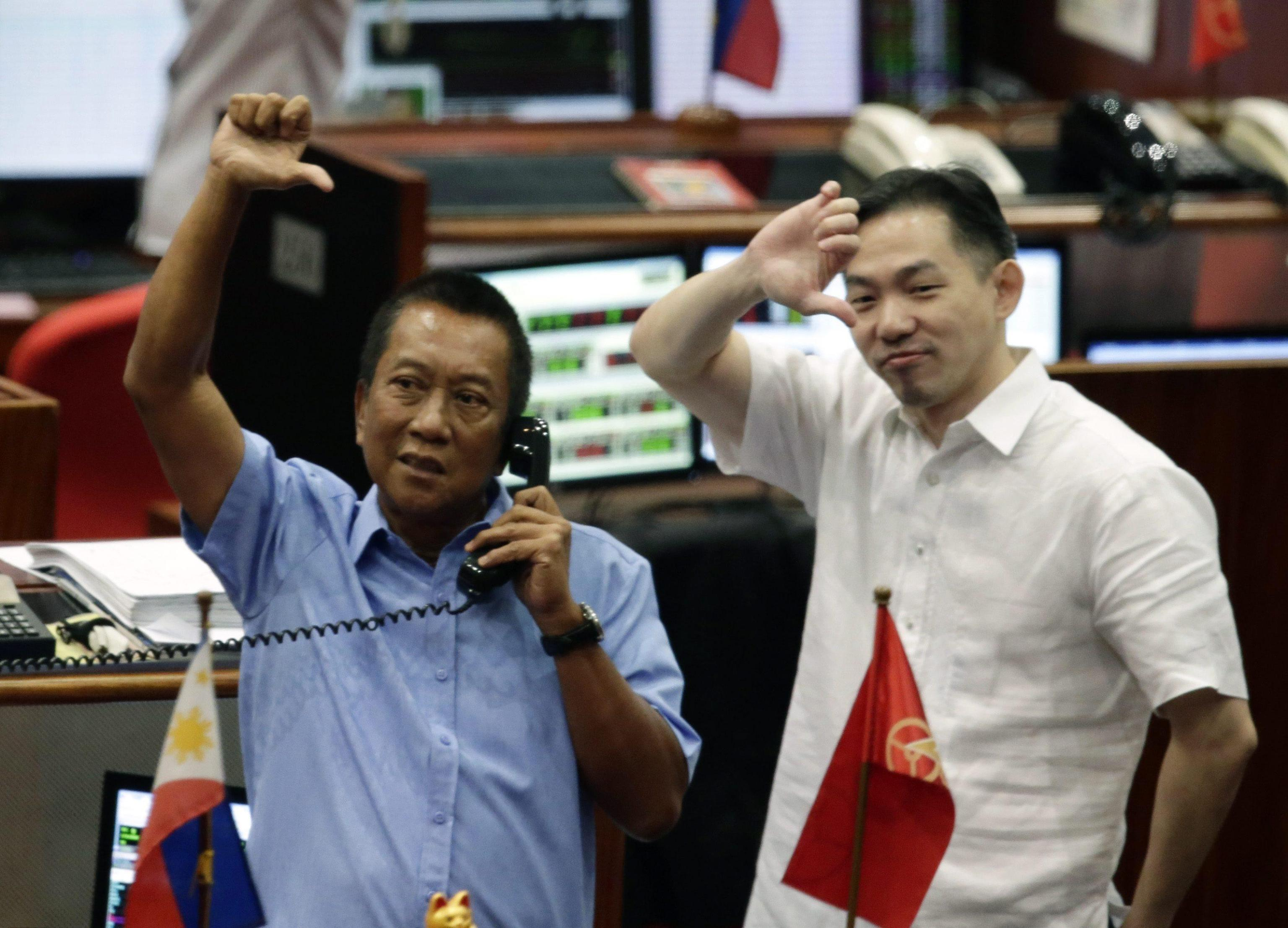 Philippines stocks plunged by 6.70 percent as investors sold off their shares amid concerns about China's economy