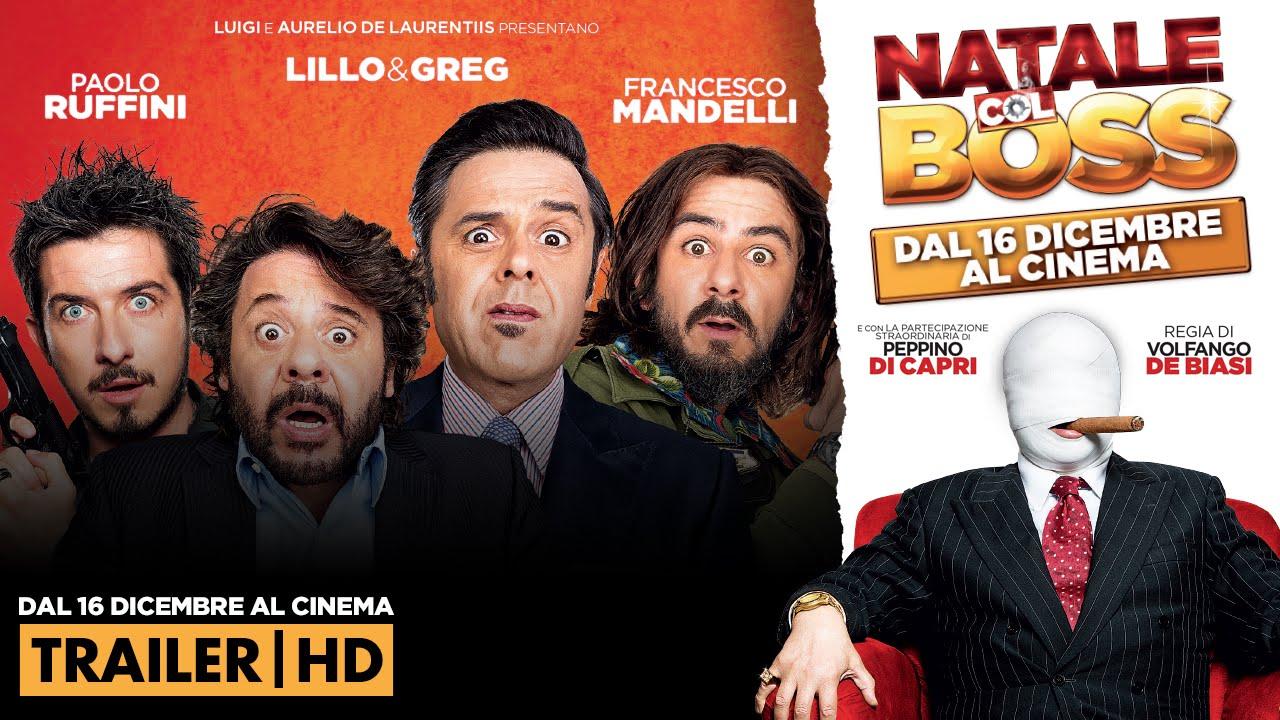 "Movie ""Natale col boss"""