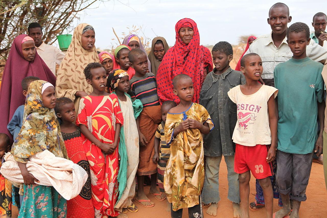 Refugees from Somalia