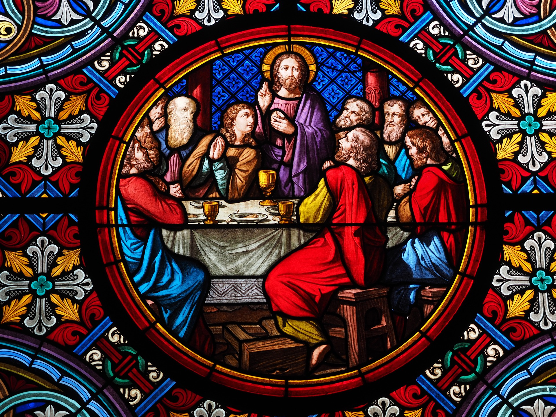 Last Supper of the Lord