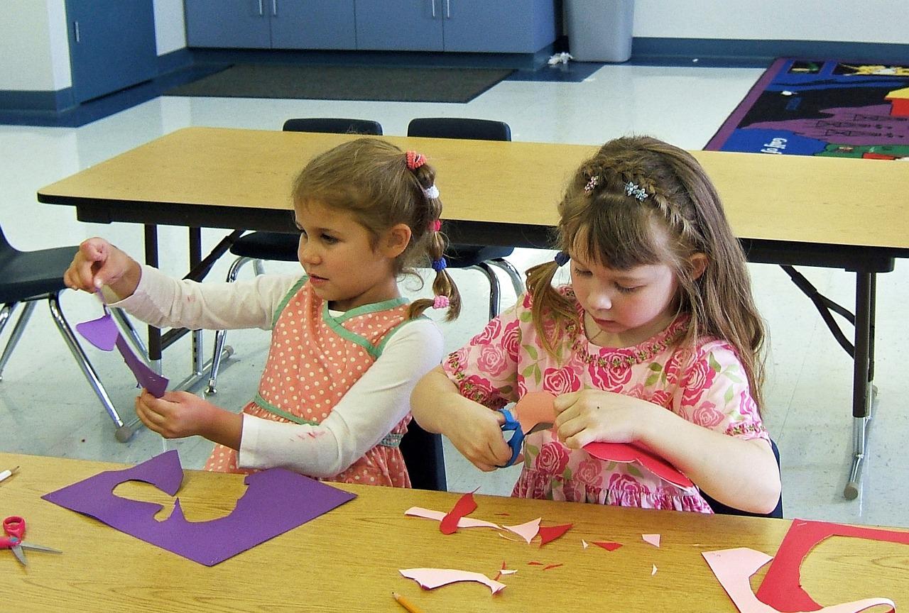 Promoting kindergarten children's creativity