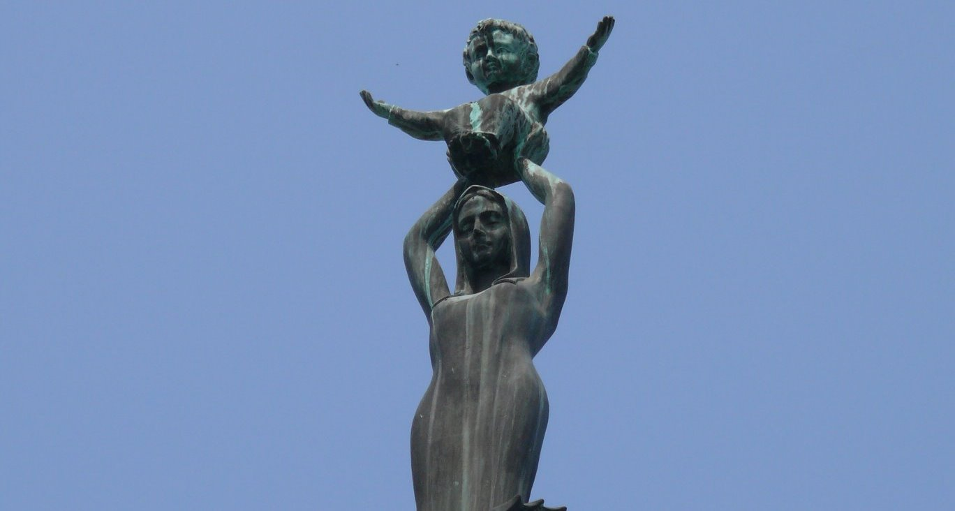 Statue of Our Lady of Sheshan (Shanghai / China)