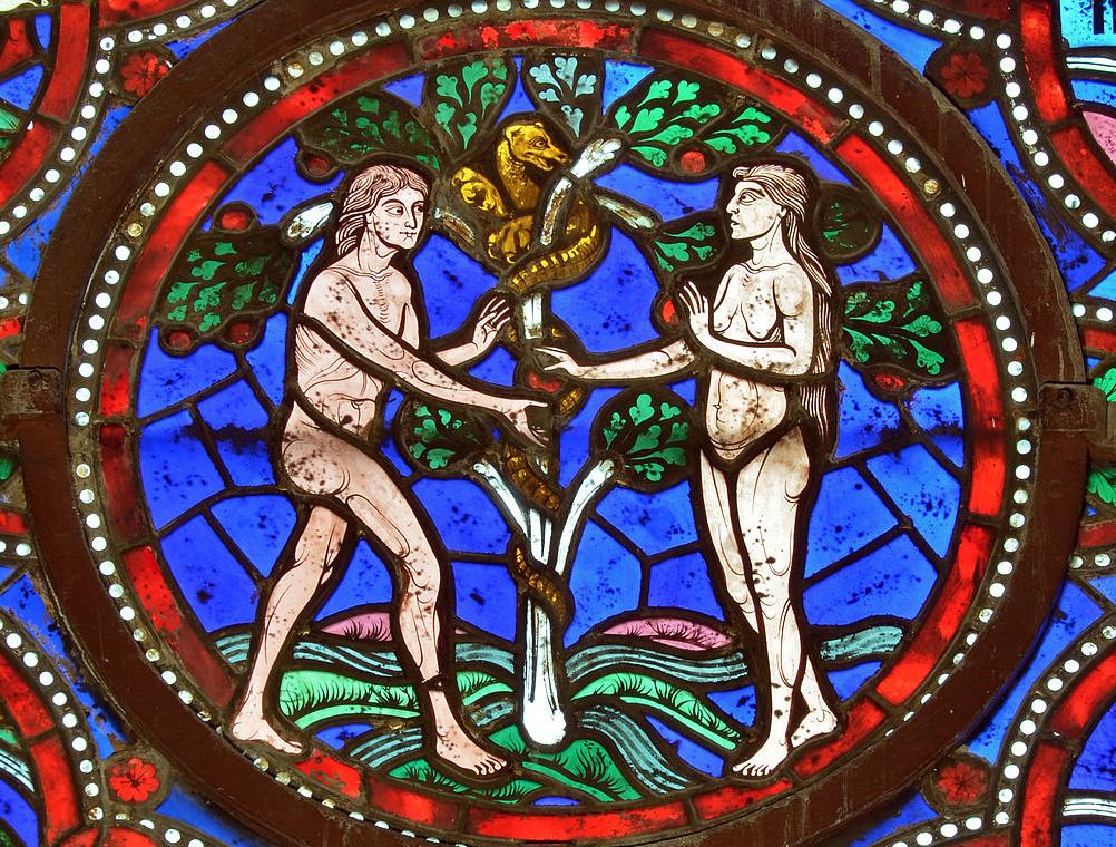 Adam and Eve temptation