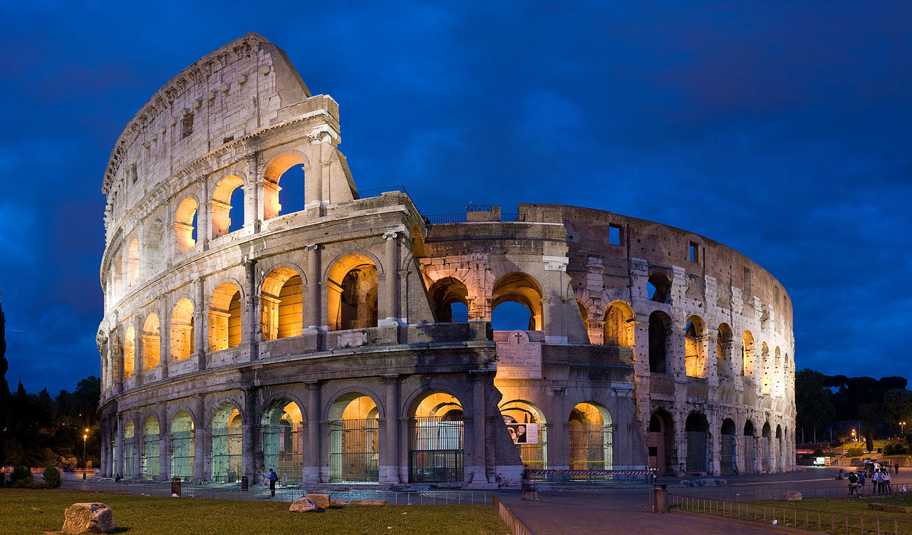 The Colosseum or Coliseum
