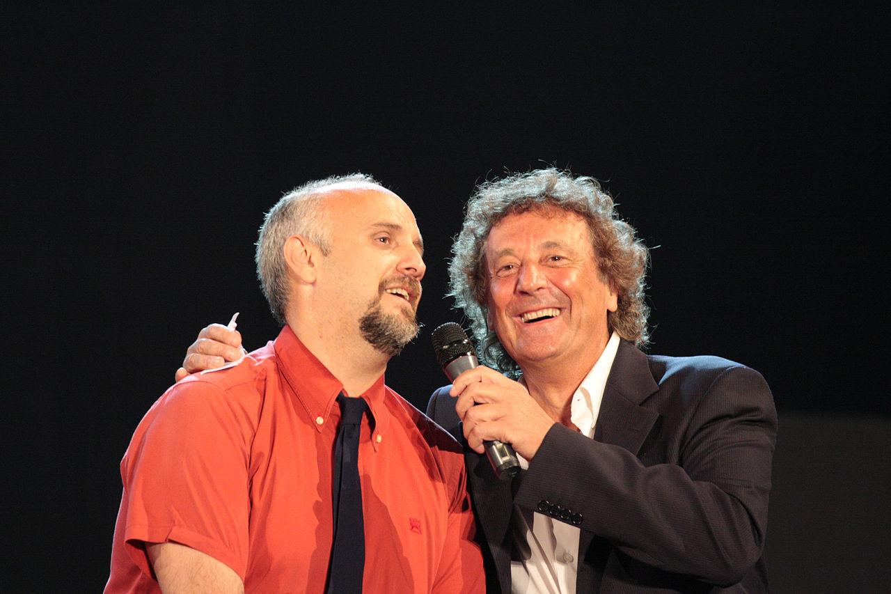 The Italian actor