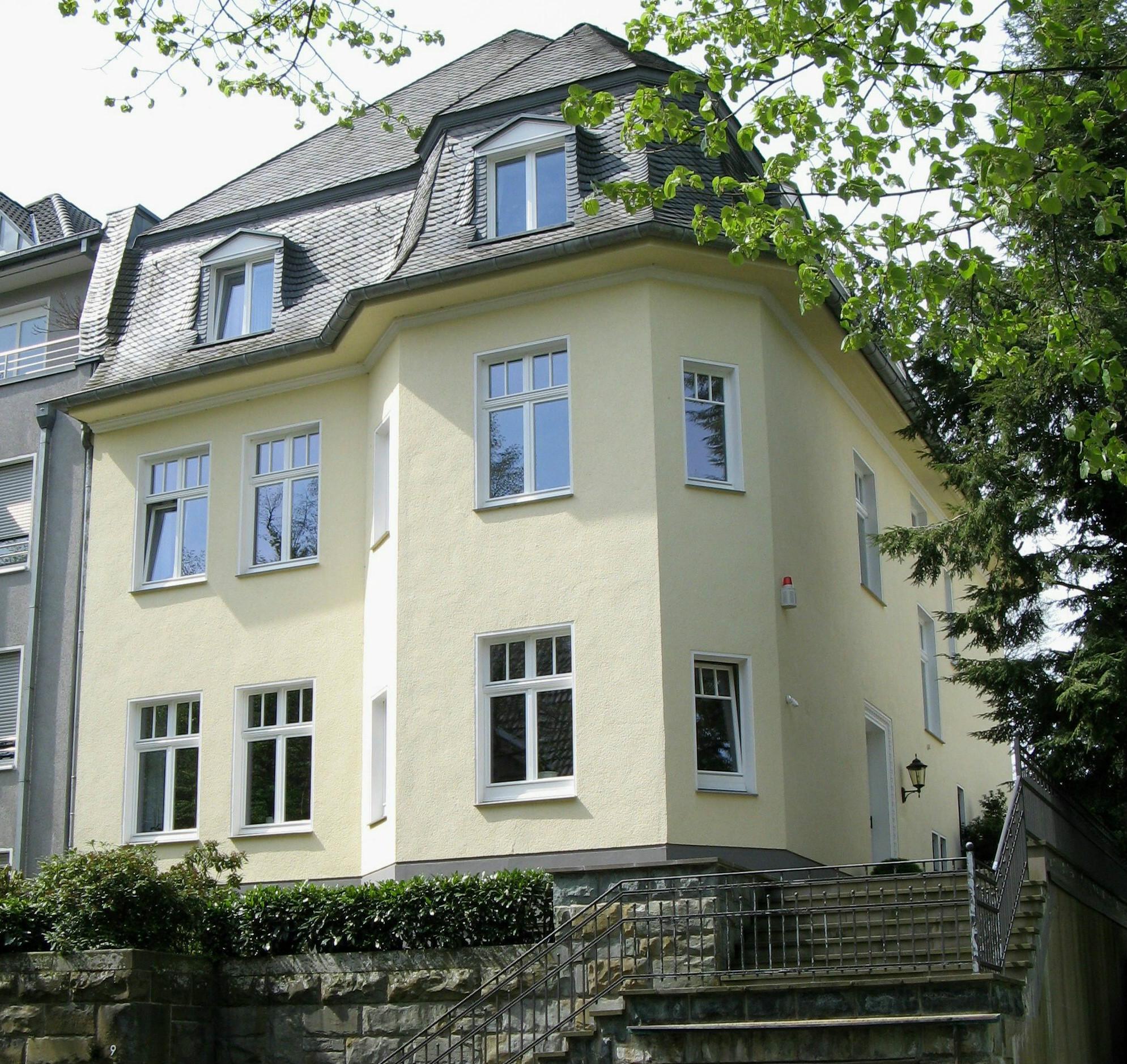 Birthplace of Hans Jonas in Mönchengladbach