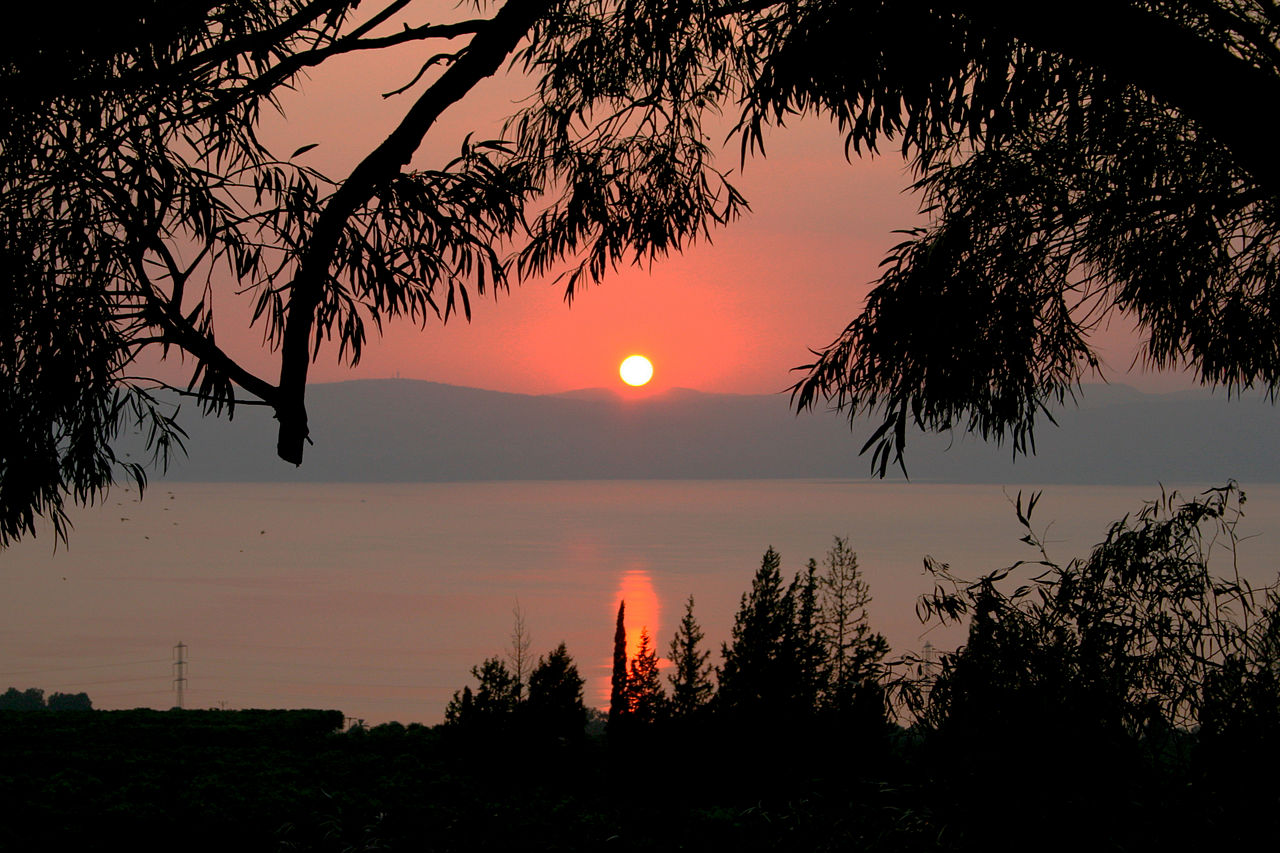 """The """"other side"""" of the Sea of Galilee"""