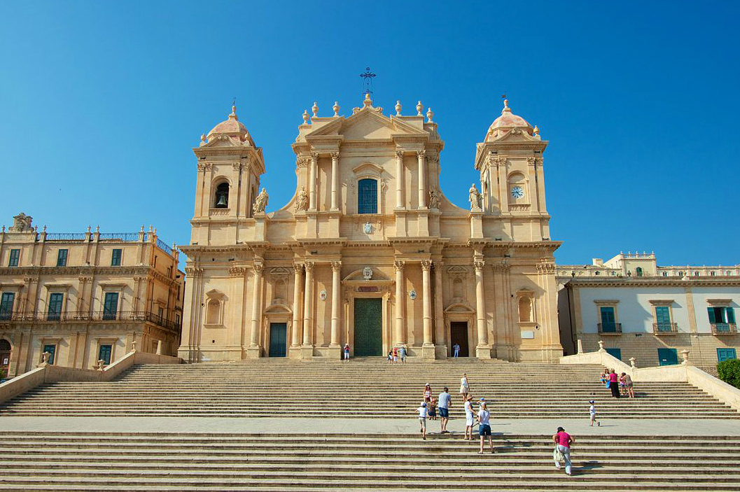 Noto Cathedral (Sicily
