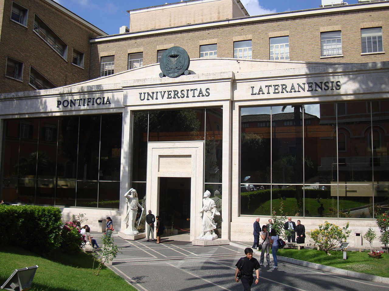 Pontifical Lateran University in Rome