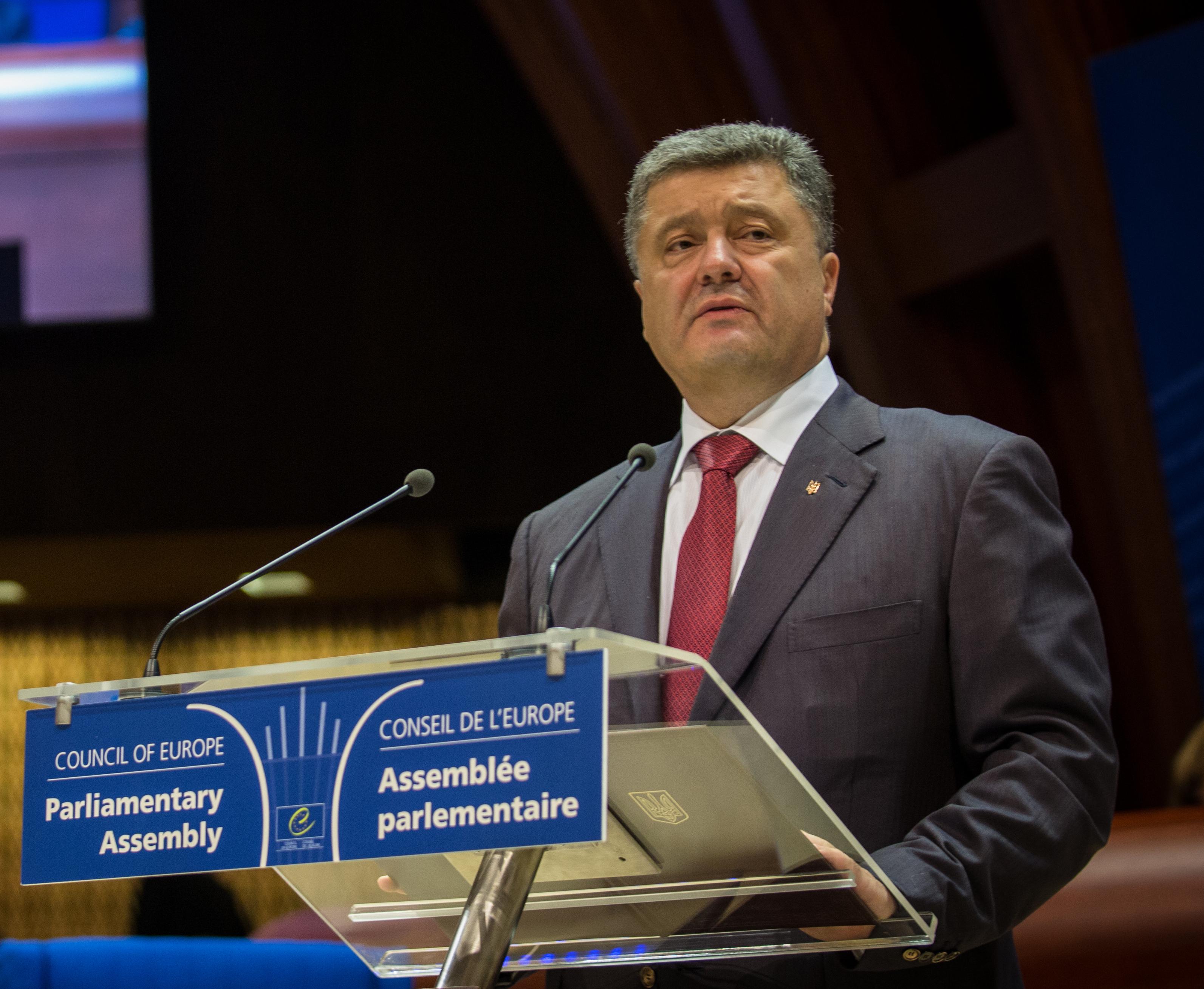 Petro Oleksiyovych Poroshenko