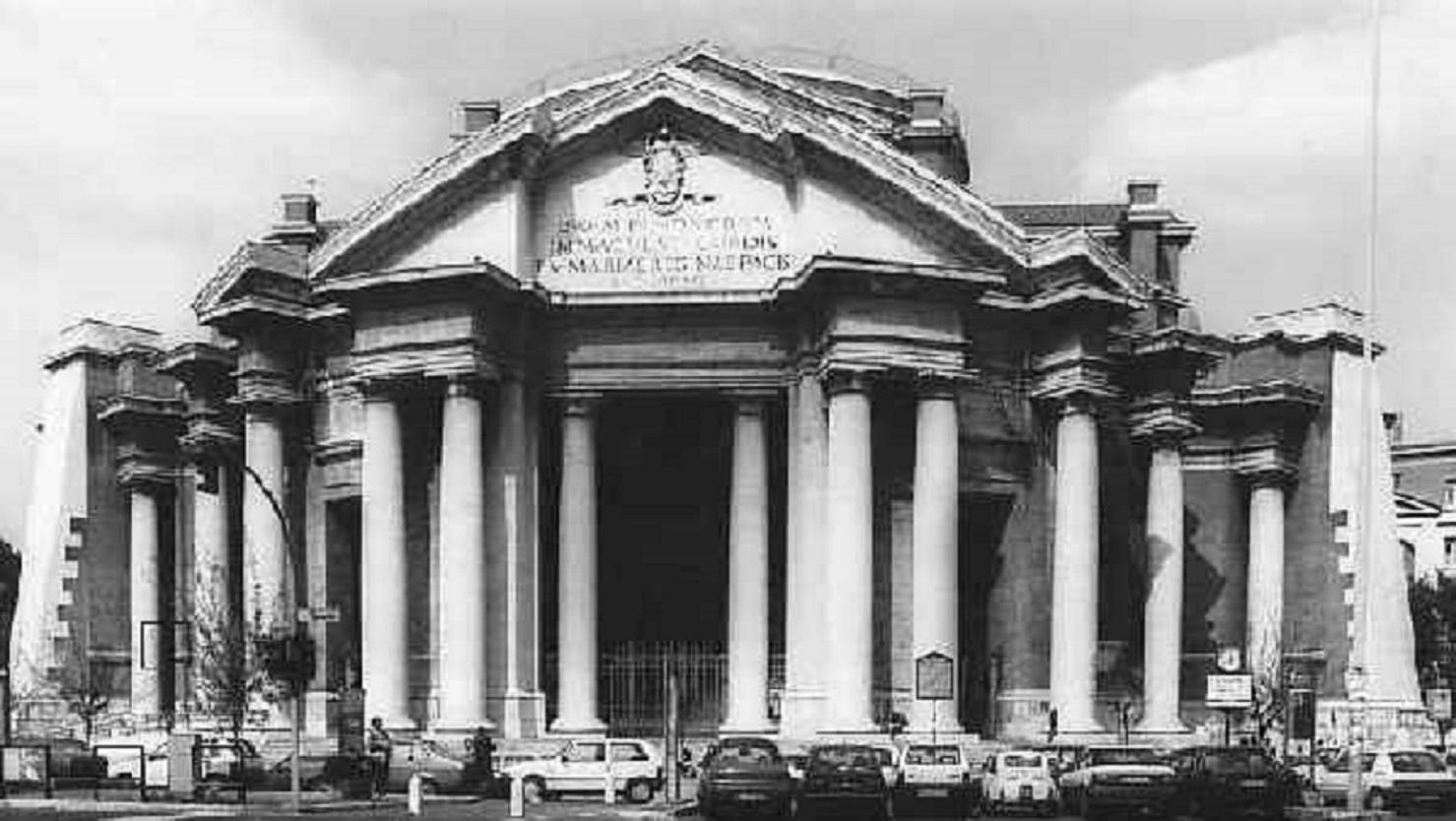 Basilica del Sacro Cuore Immacolato di Maria - Roma