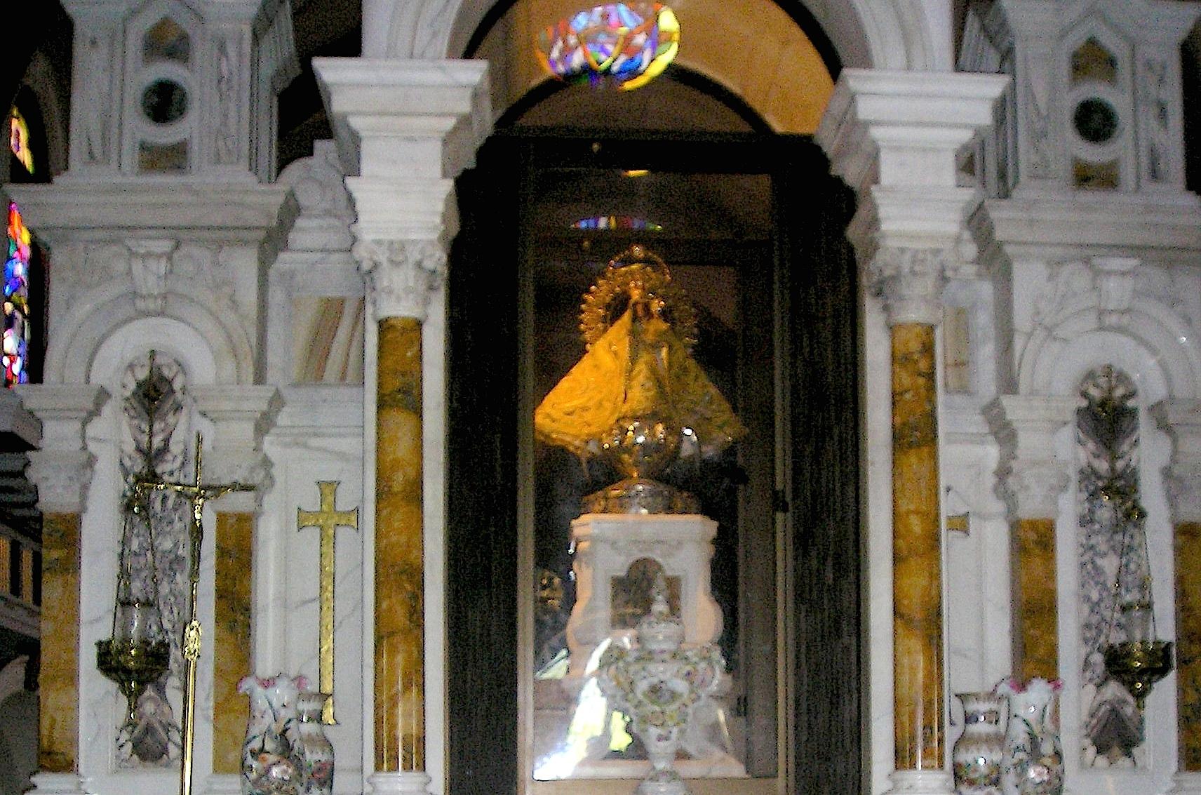 Virgen de la caridad del cobre  - Our Lady of Charity -  Virgin of Charity of Cobre
