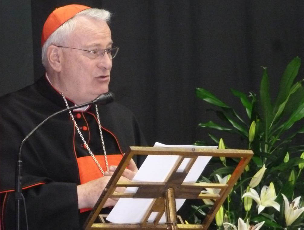 Cardinal Gualtiero Bassetti
