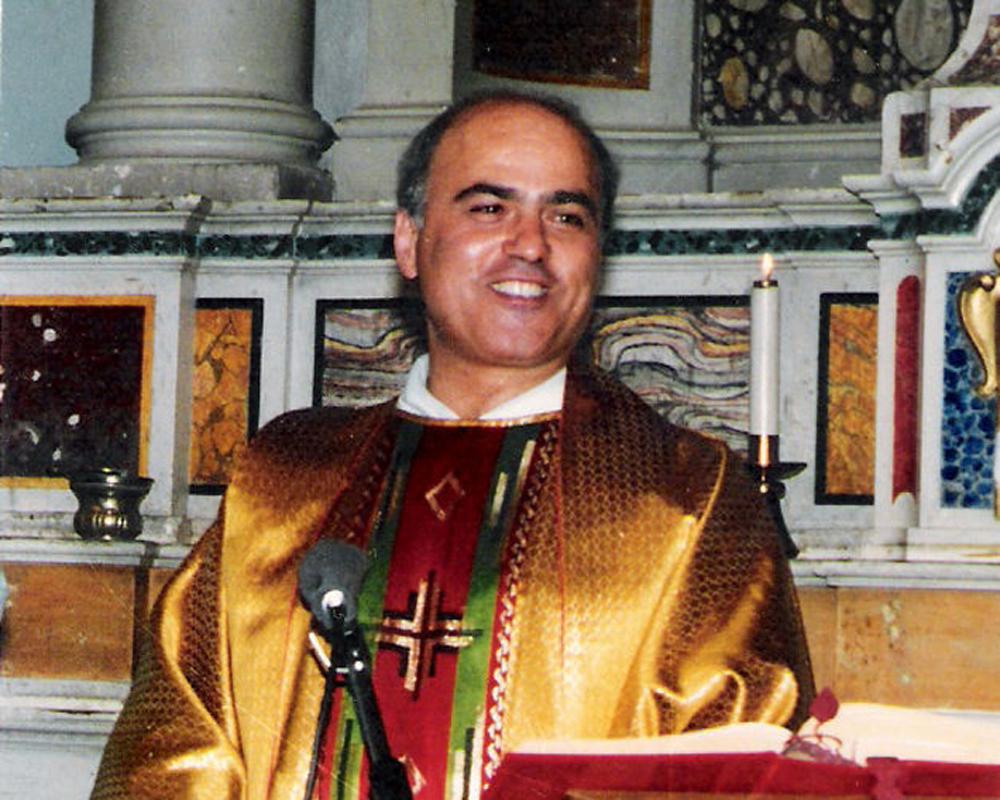 Fr. Giovanni Vercillo