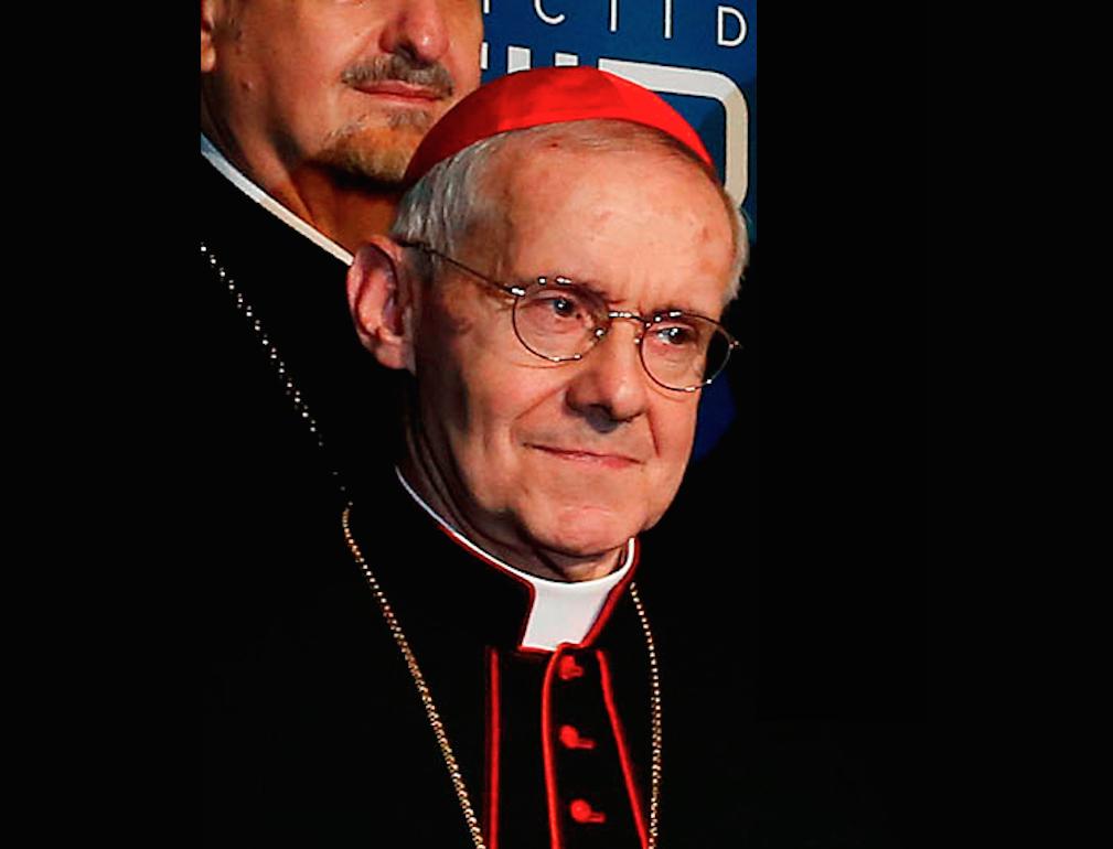 Jean-Louis Cardinal Tauran in Vienna (November 2012)