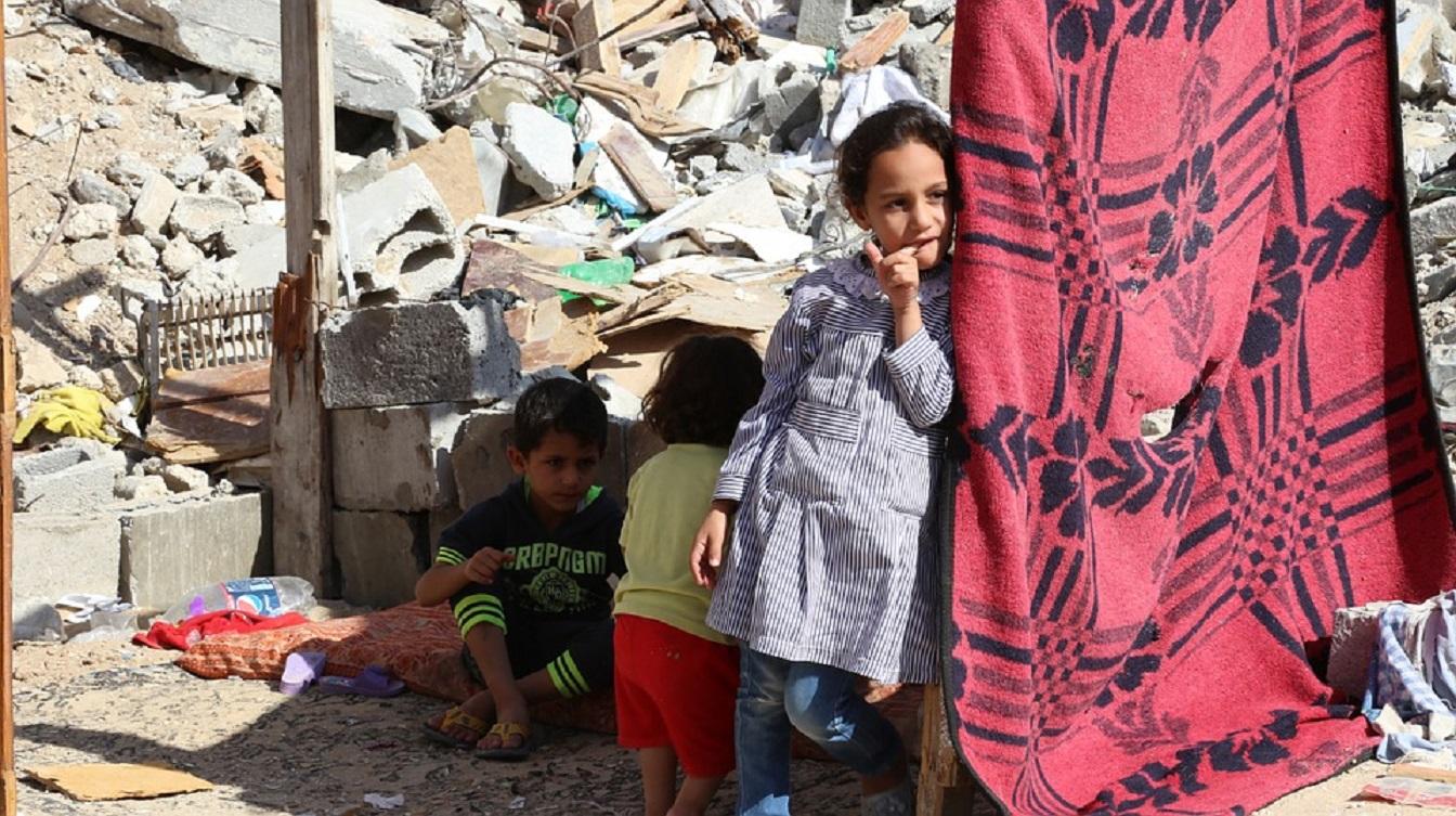 Children of Gaza Strip