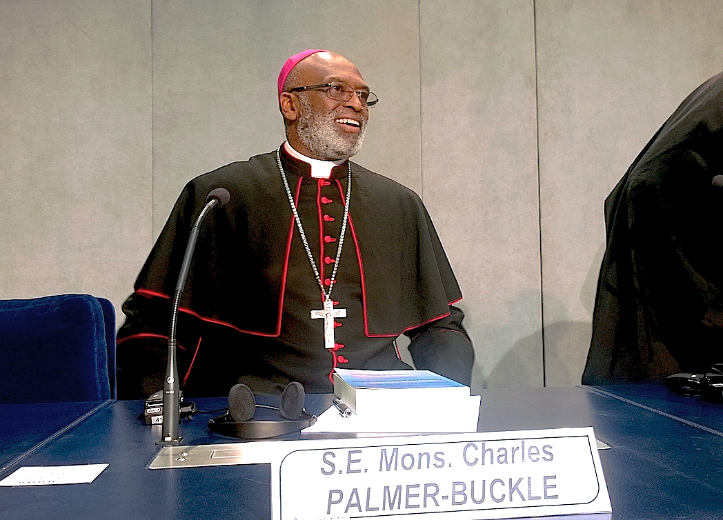 Mons. Charles Palmer- Buckle